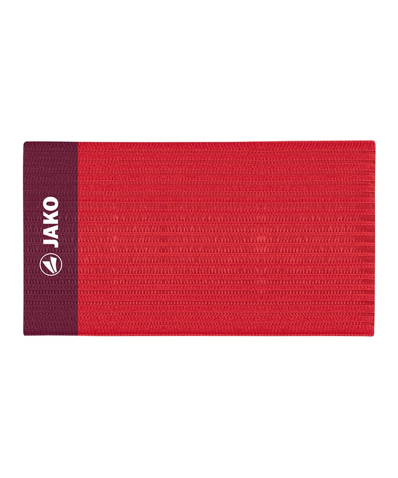 Jako Kapitänsbinde Classico Rot F01 - rot