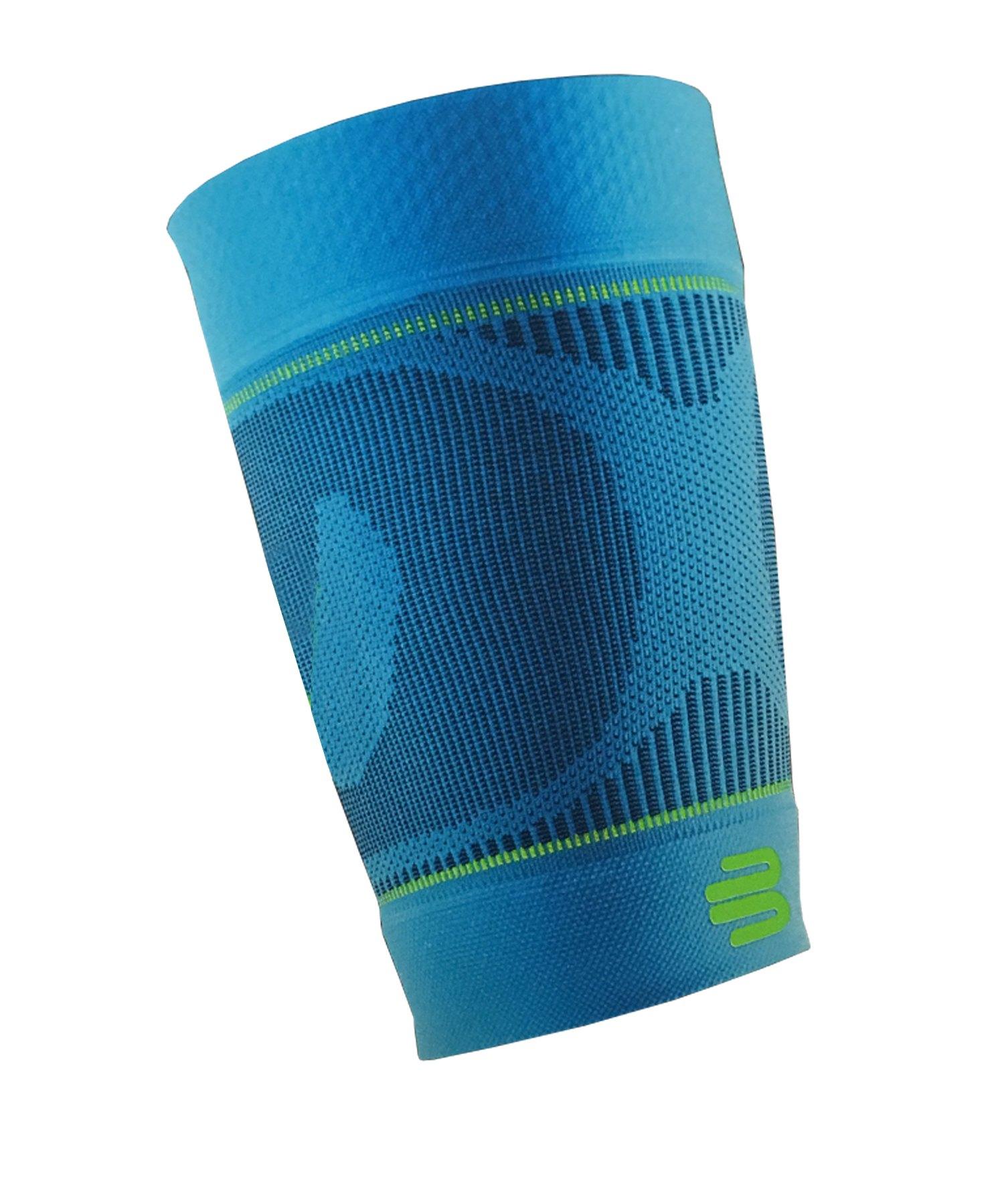 Bauerfeind Compression Sleeves Upper Leg XLong F17 - schwarz