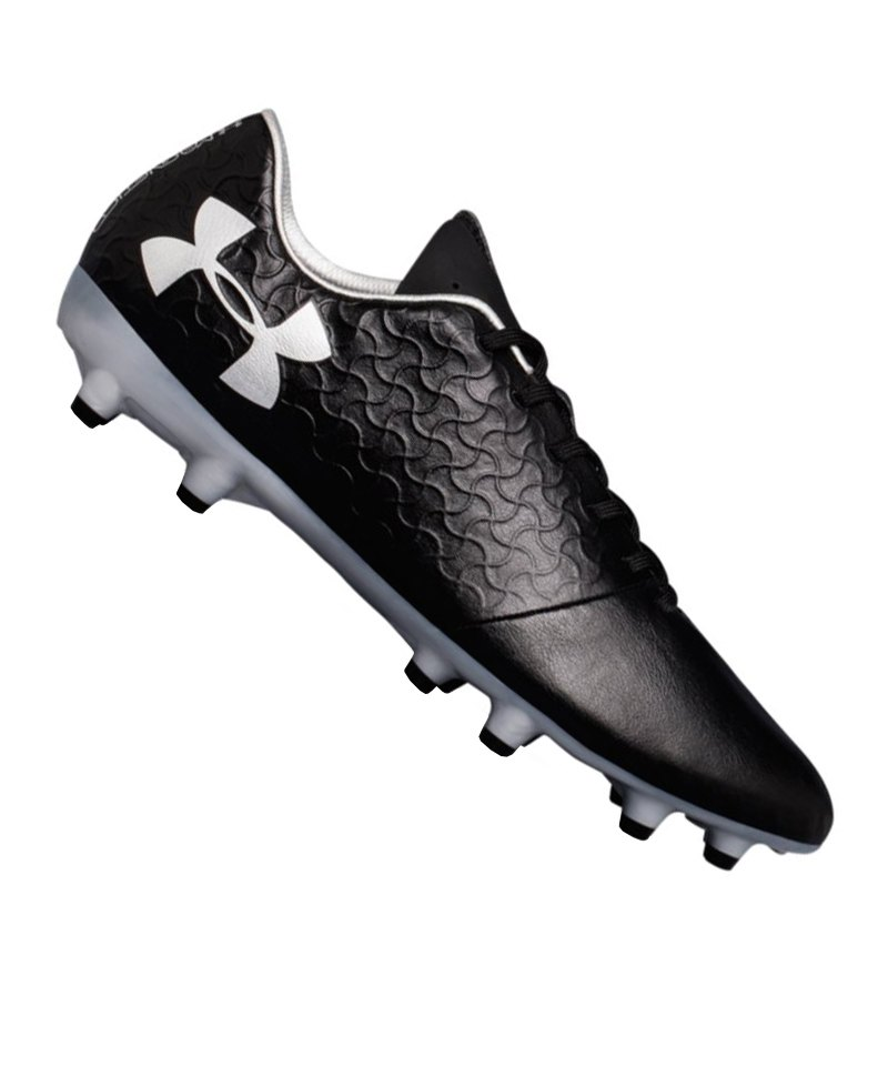 Under Armour Magnetico Select FG Schwarz F001 - schwarz