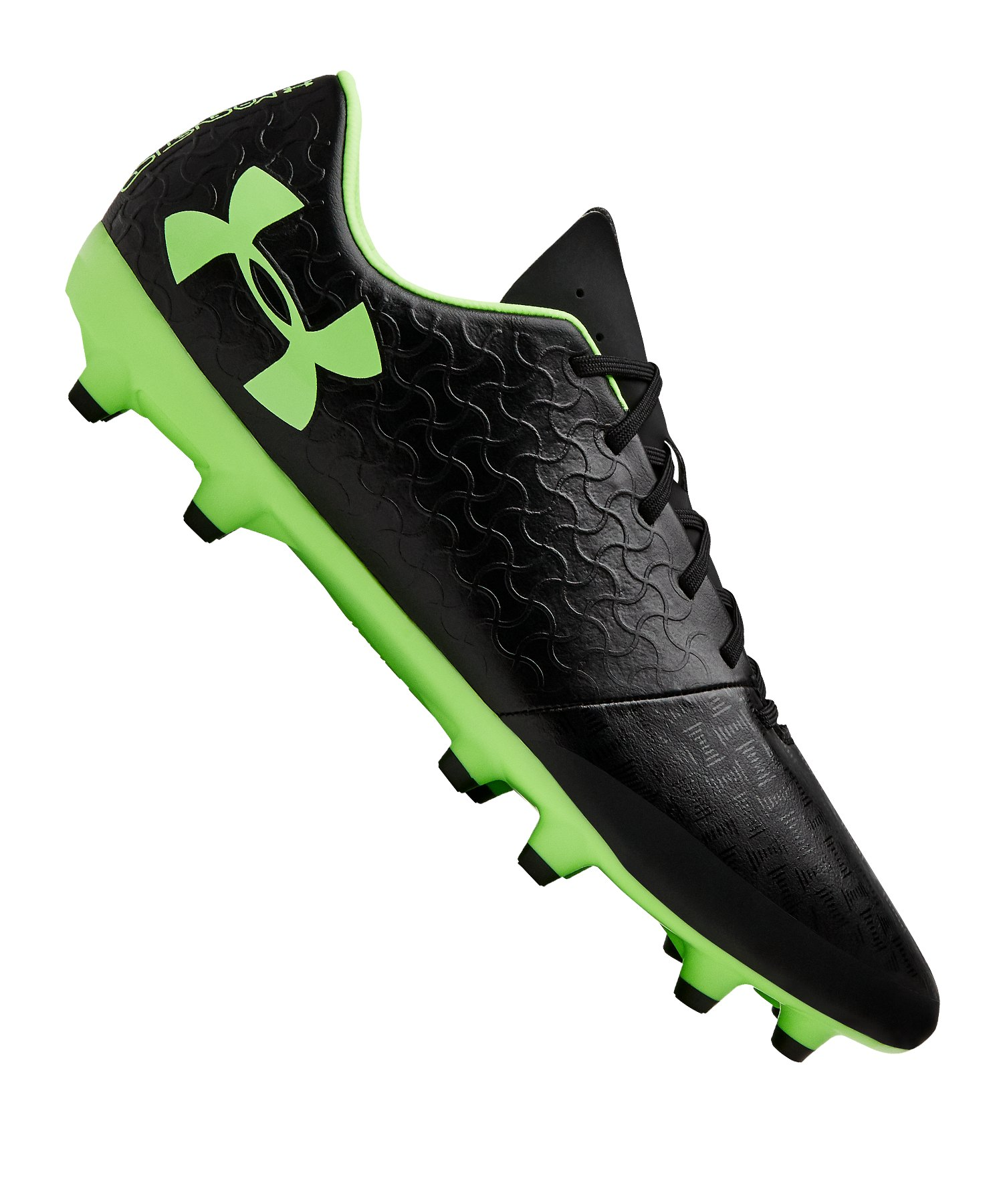 Under Armour Magnetico Select FG Schwarz F002 - Schwarz