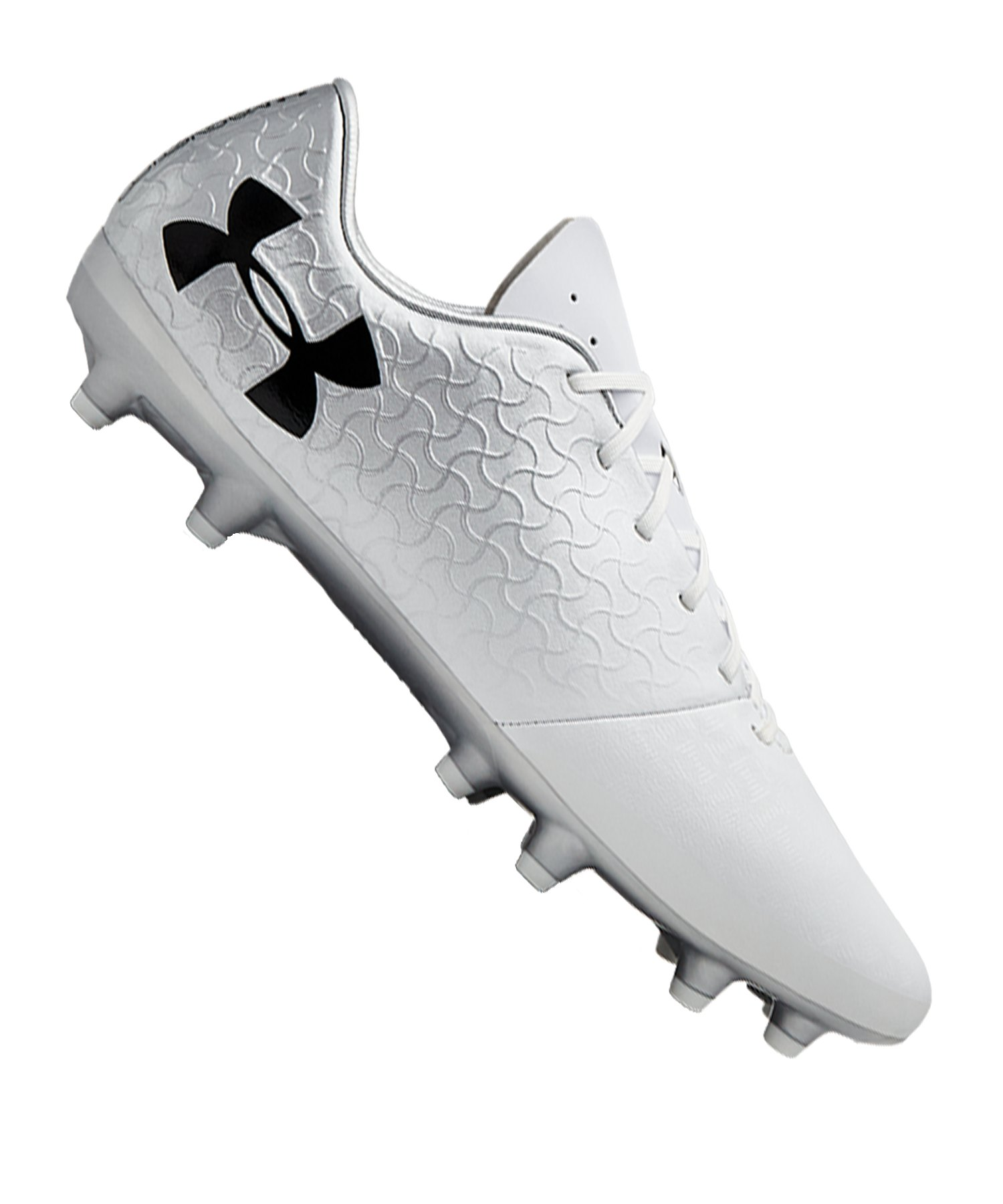 Under Armour Magnetico Select FG Weiss F100 - Weiss