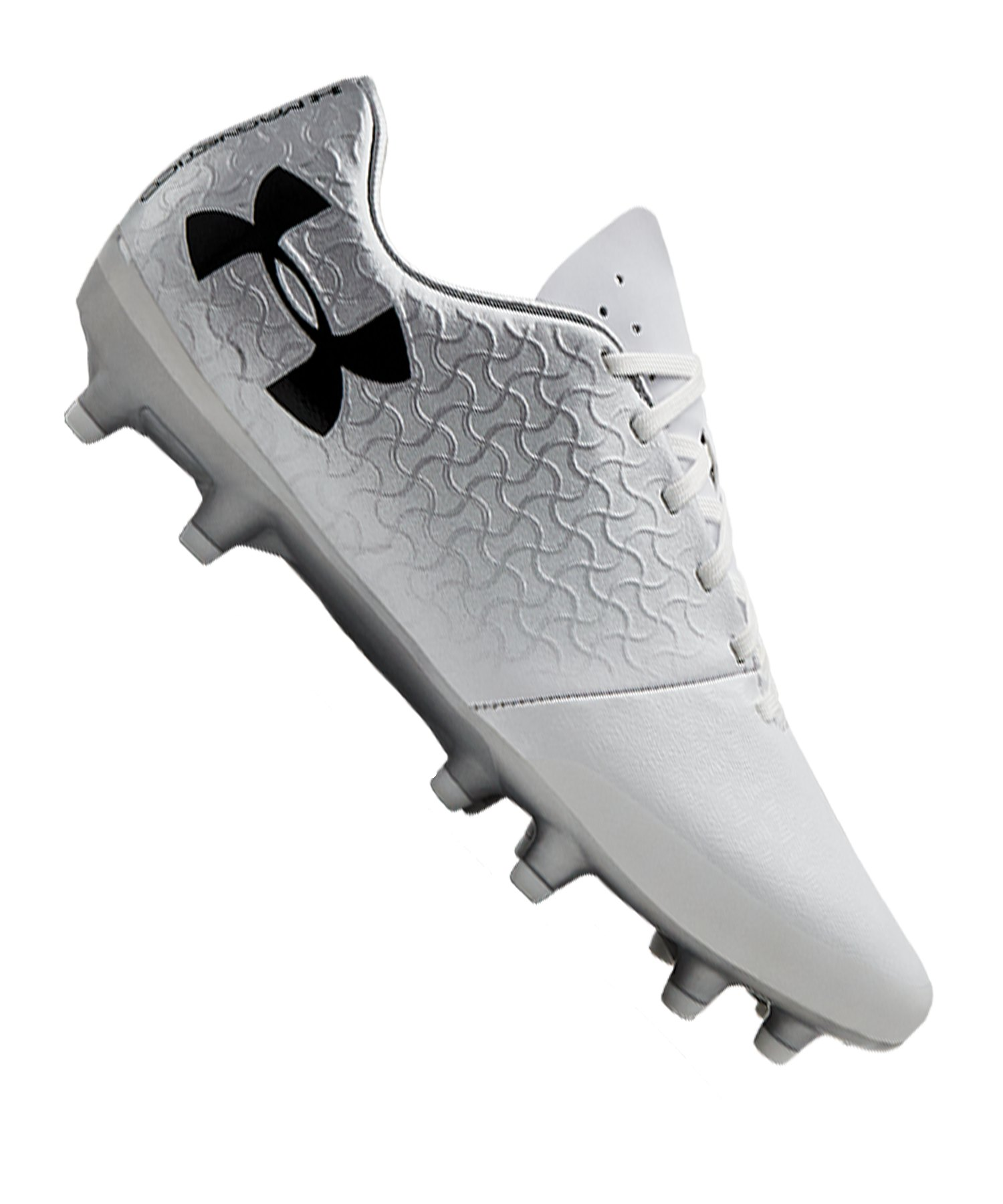 Under Armour Magnetico Select FG Kids Weiss F100 - Weiss
