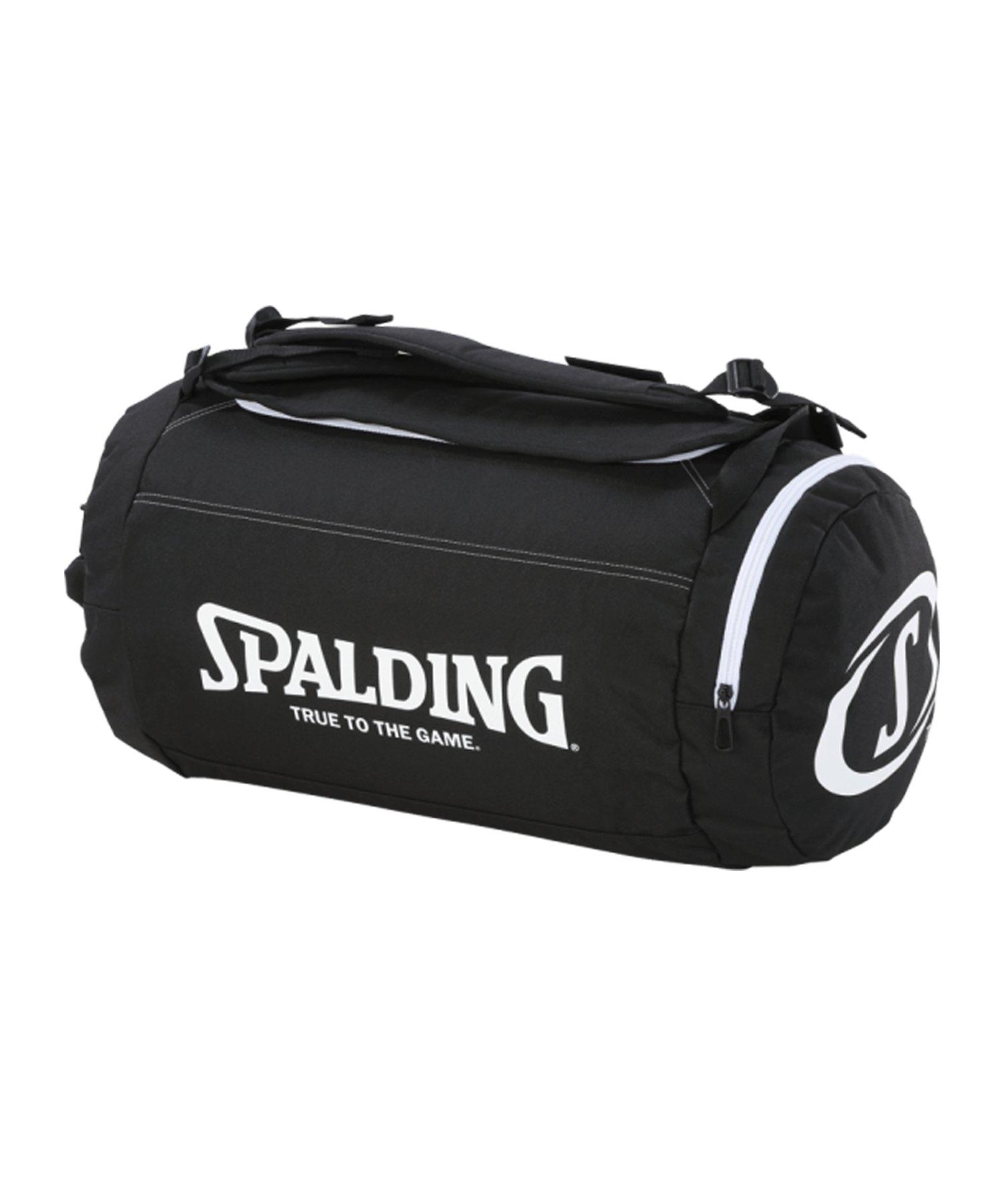 Spalding Duffle Bag Tasche Schwarz Schwarz F03 - schwarz