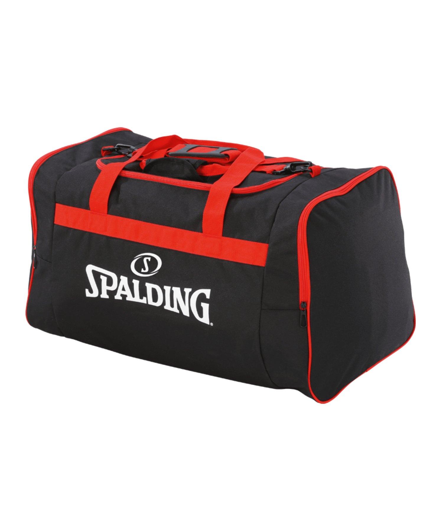 Uhlsport Team Bag Tasche Large Schwarz Weiss F03 - schwarz
