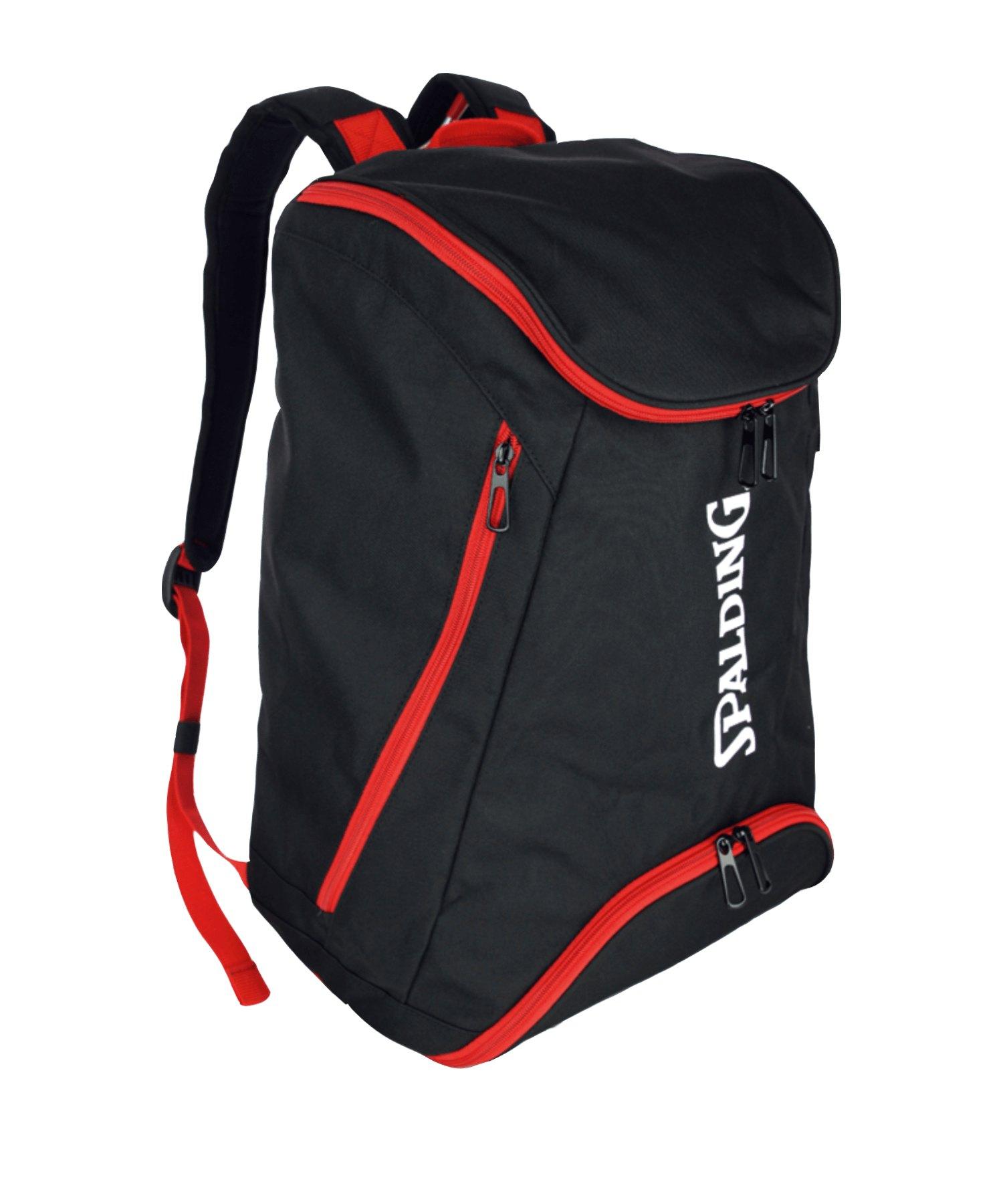 Uhlsport Backpack Rucksack Schwarz Weiss F03 - schwarz