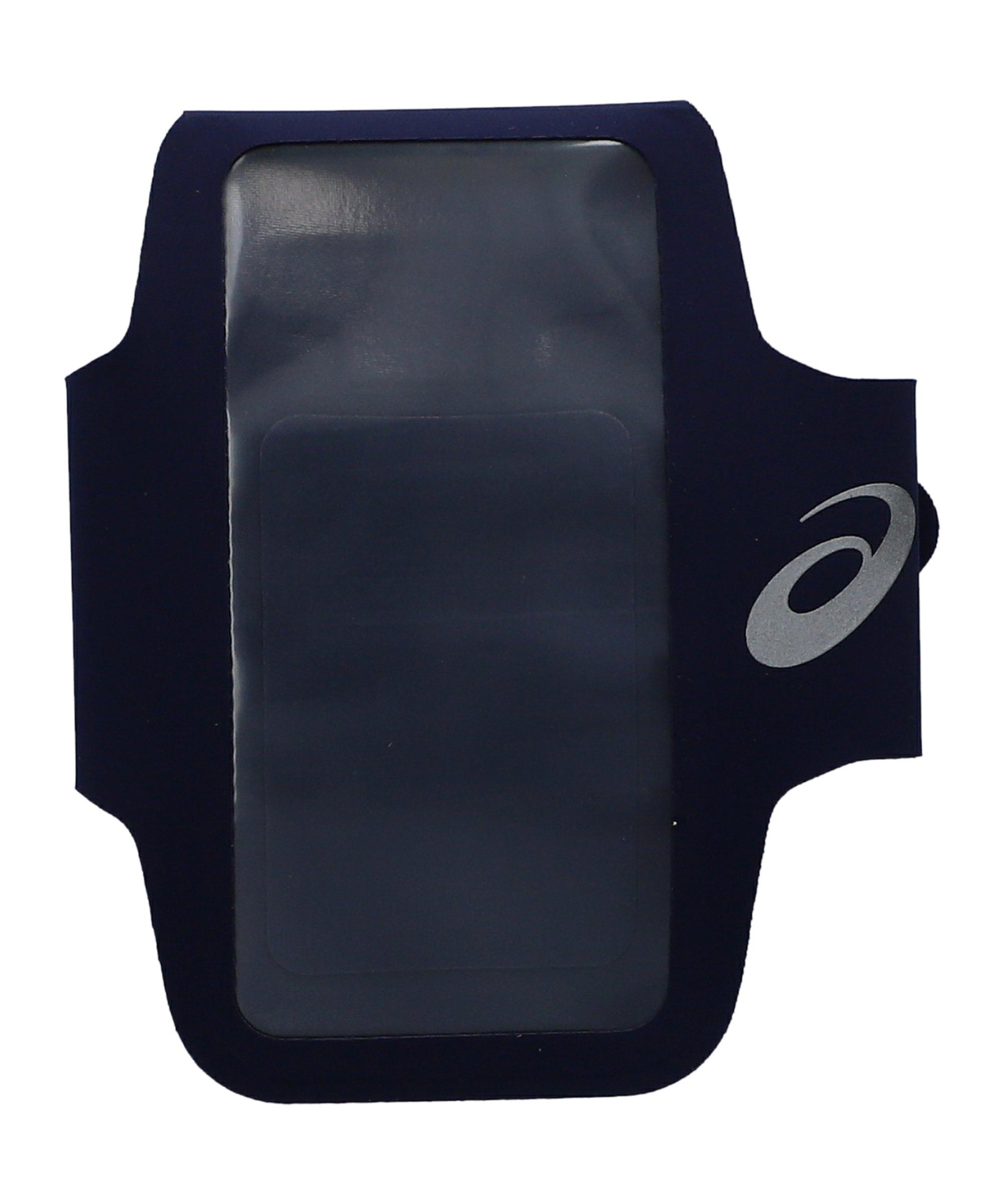 Asics Arm Pouch Phone Tasche Running Blau F400 - blau