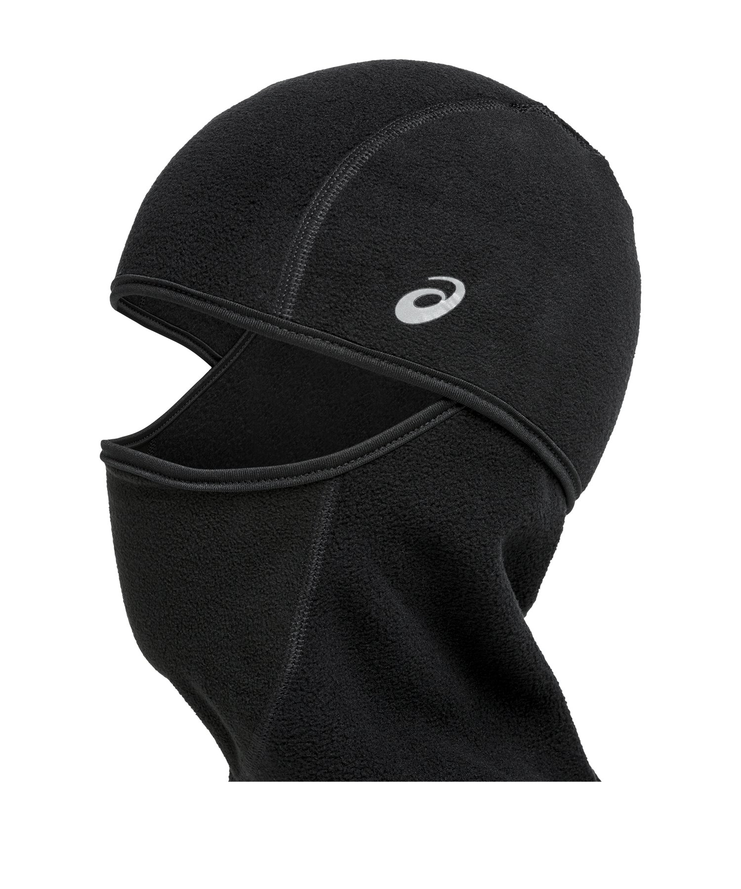 Asics Balaclava Wintermaske Running Gesichtsmaske F001 - schwarz