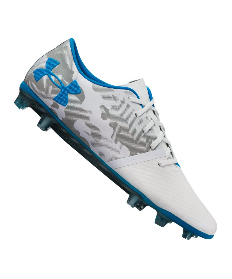 Under Armour Spotlight FG Blau F400 - blau