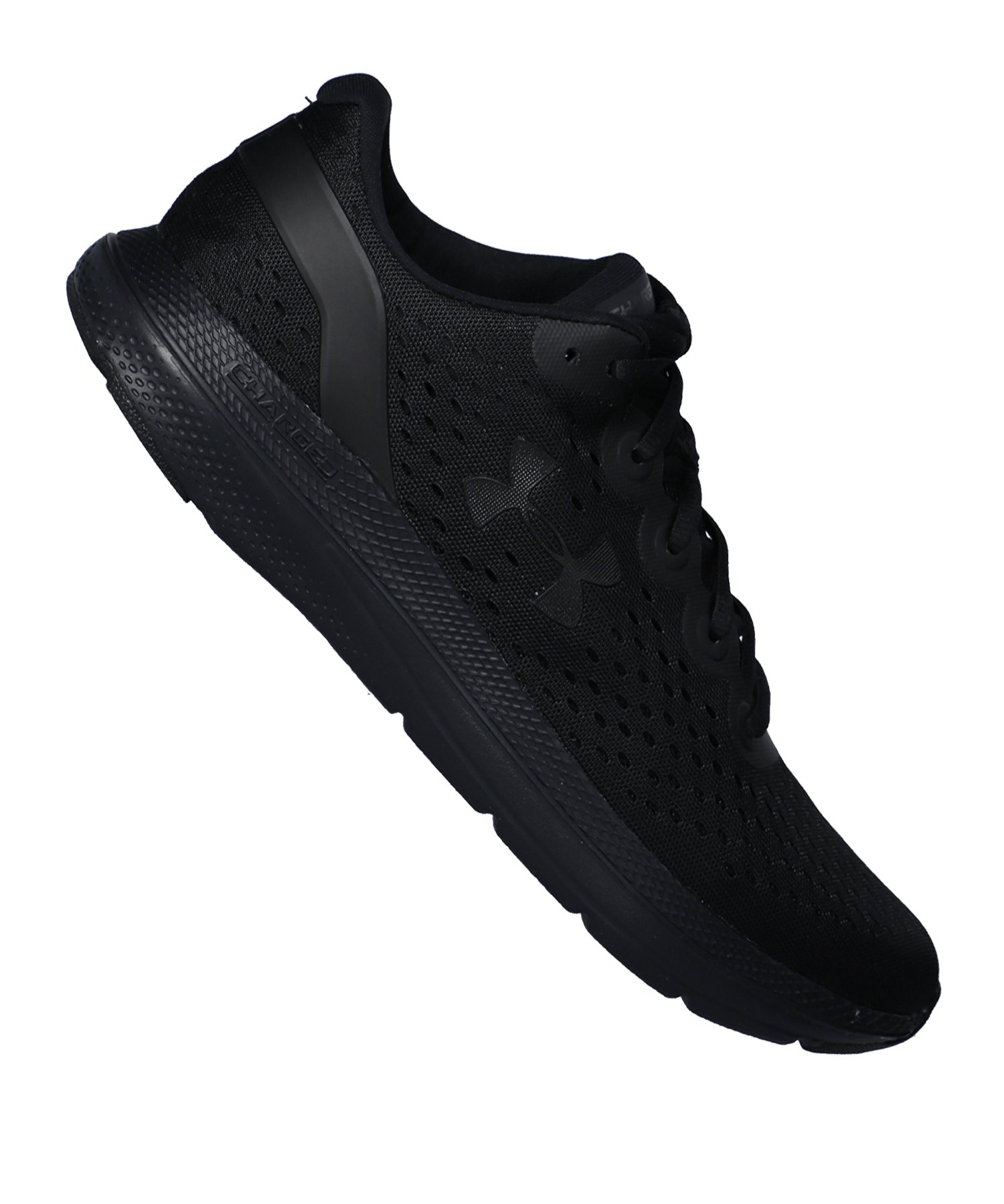 Under Armour Charged Impulse Running Schwarz F003 - schwarz