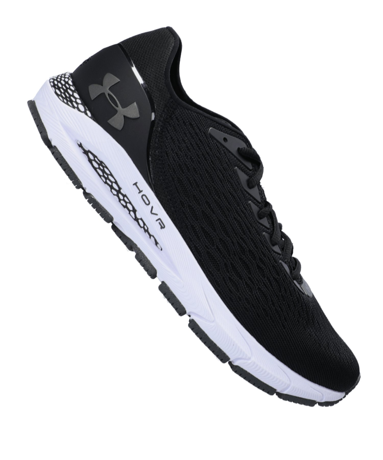 Under Armour HOVR Sonic 3 Running Schwarz F001 - schwarz