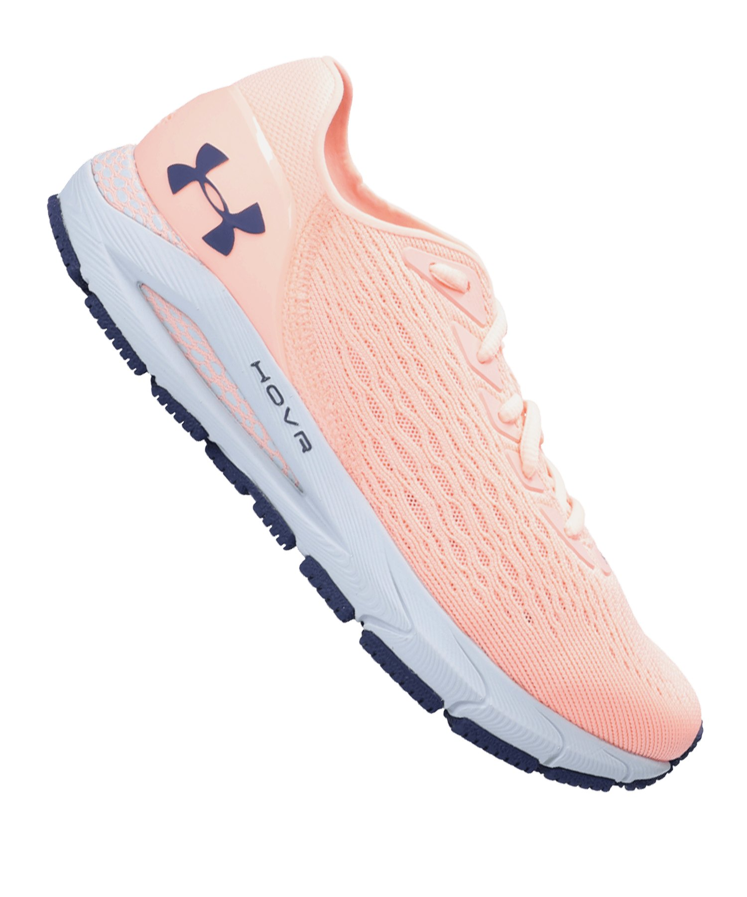 Under Armour HOVR Sonic 3 Run Damen F601 - orange