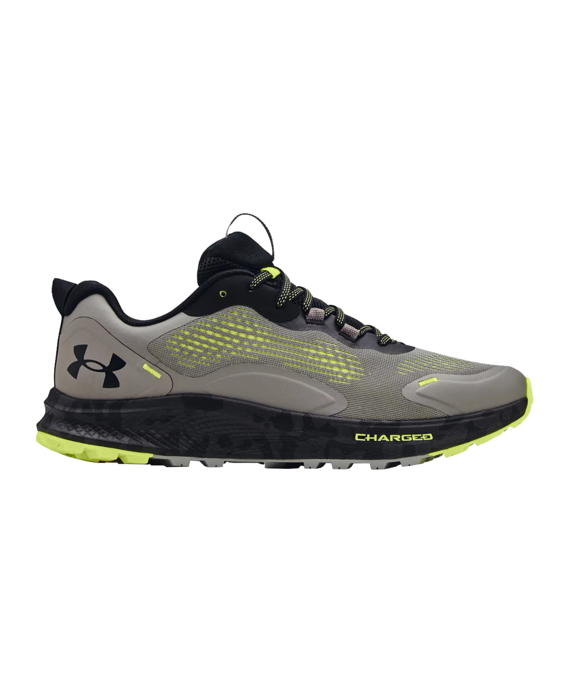 Under Armour Charged Bandit Trail 2 Running F101 - grau