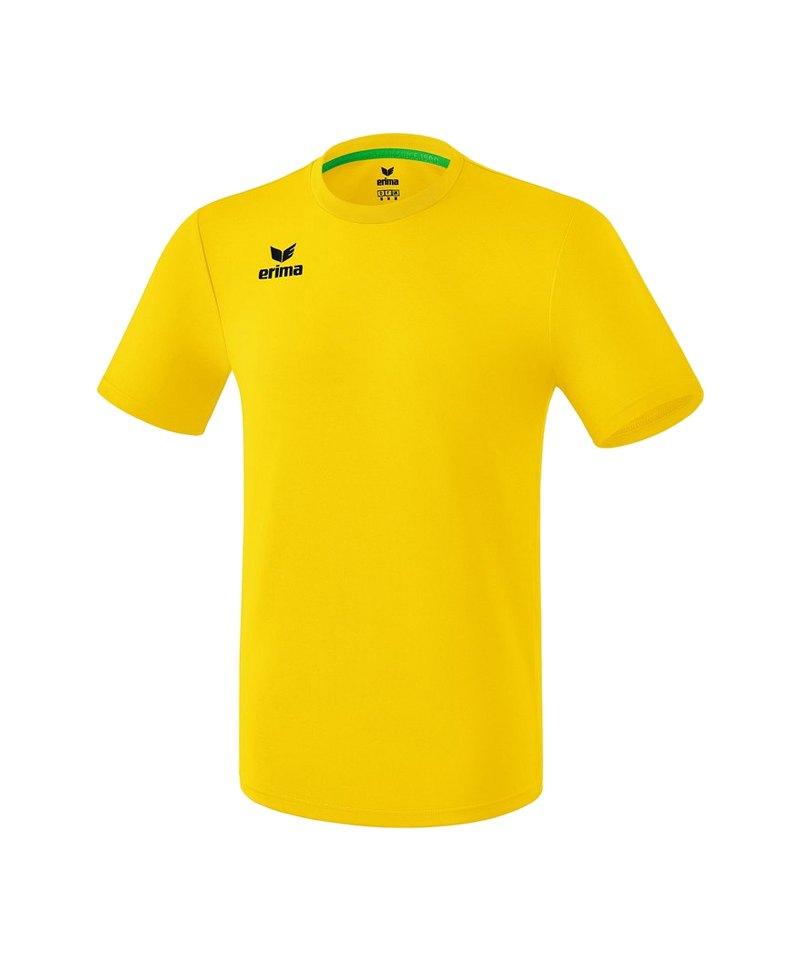 Erima Liga Trikot kurzarm Kids Gelb - gelb