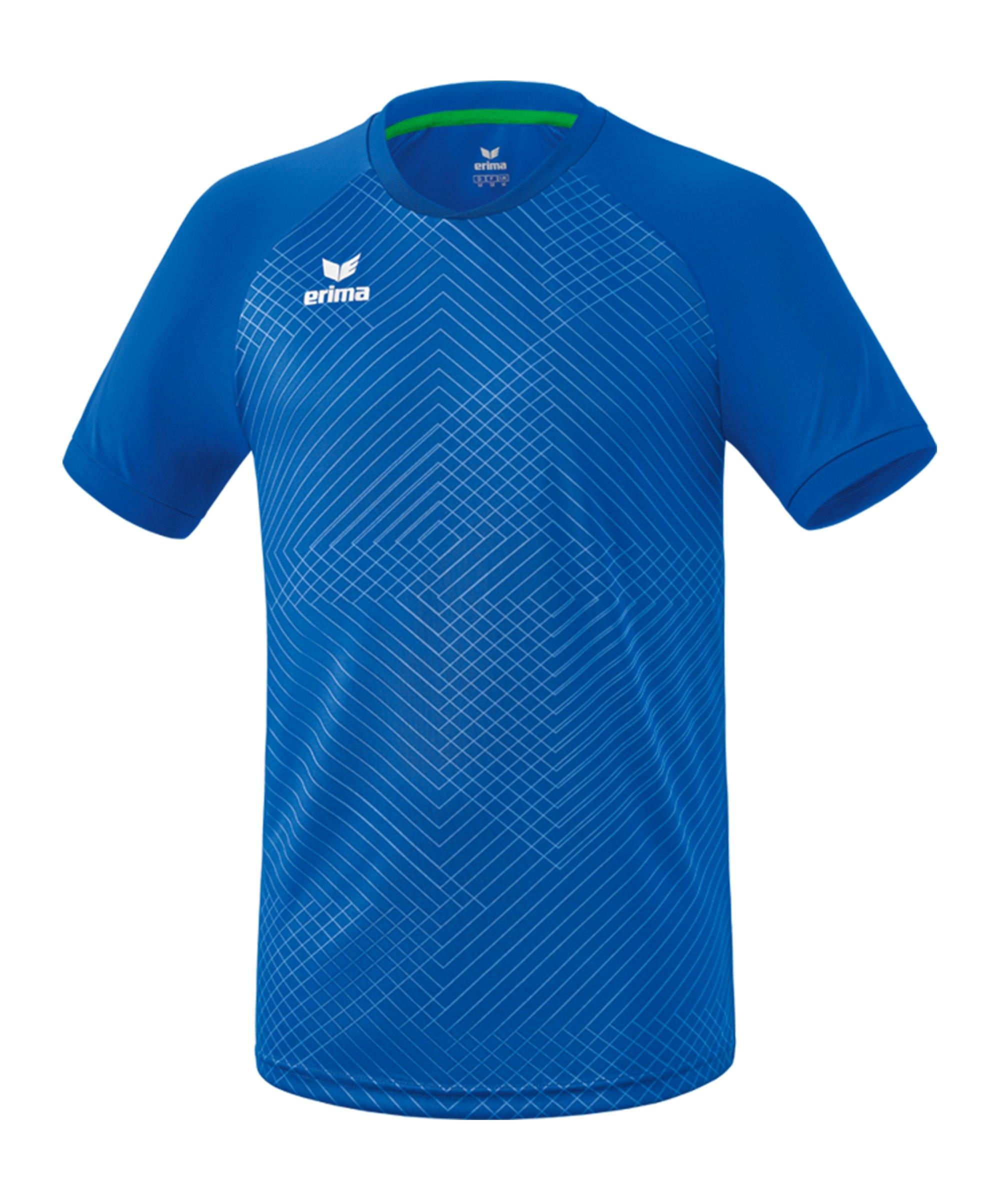 Erima Madrid Trikot Blau - blau