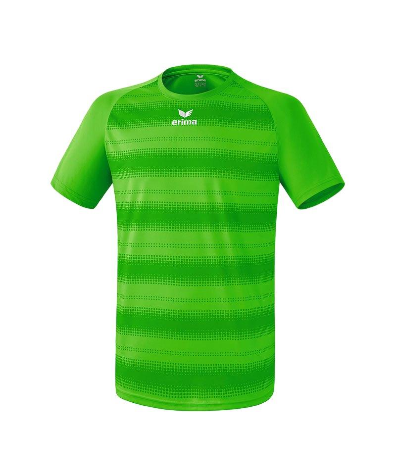Erima Kurzarm Trikot Santos Grün - gruen