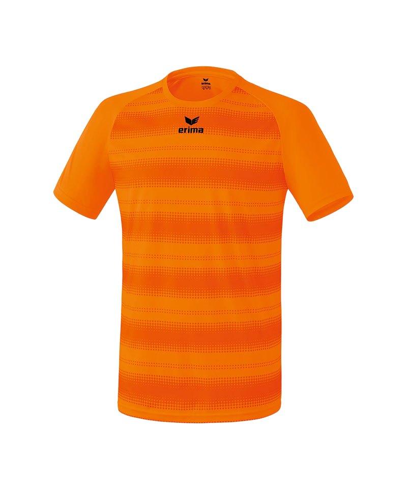 Erima Kurzarm Trikot Santos Orange - orange