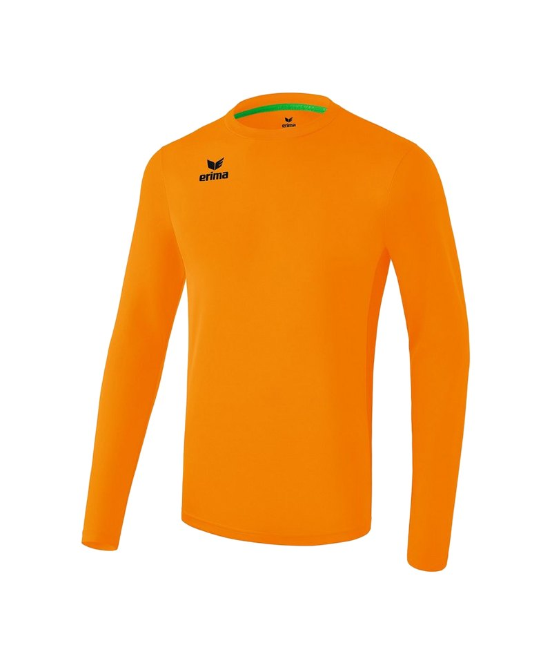 Erima Liga Trikot langarm Orange - orange