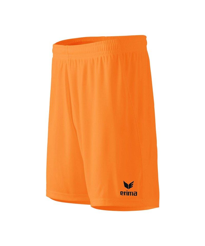 Erima Rio 2.0 Short ohne Innenslip Orange - orange