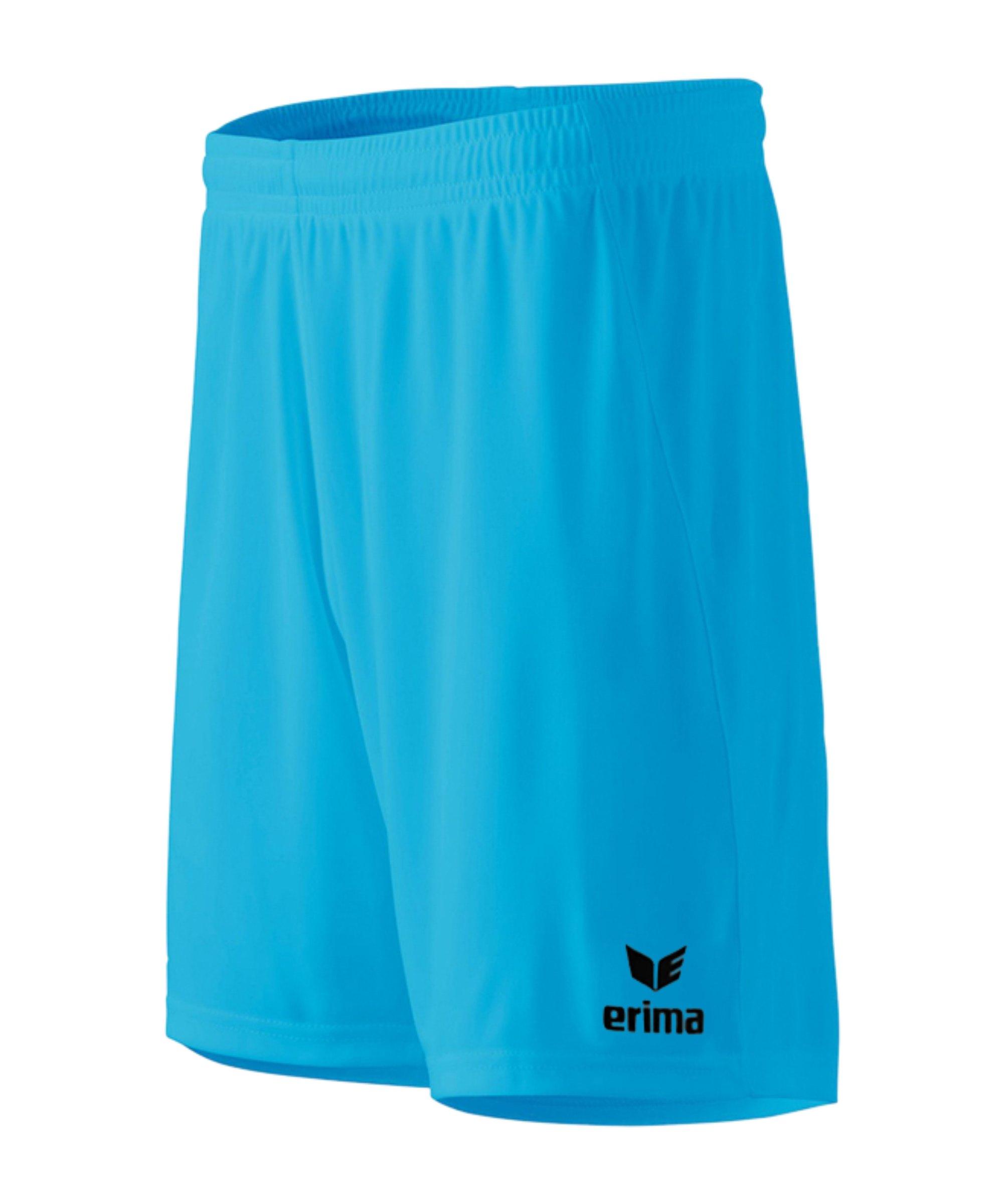 Erima Rio 2.0 Short ohne Innenslip Hellblau - blau
