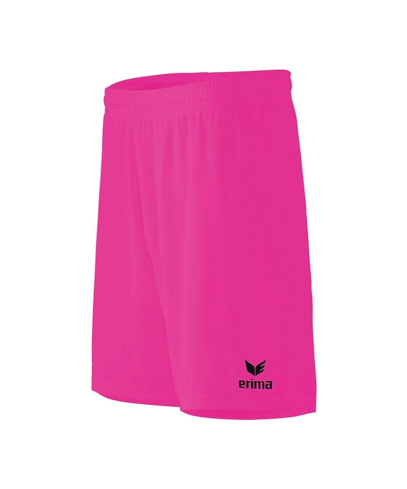 Erima Rio 2.0 Short ohne Innenslip Kids Pink - pink