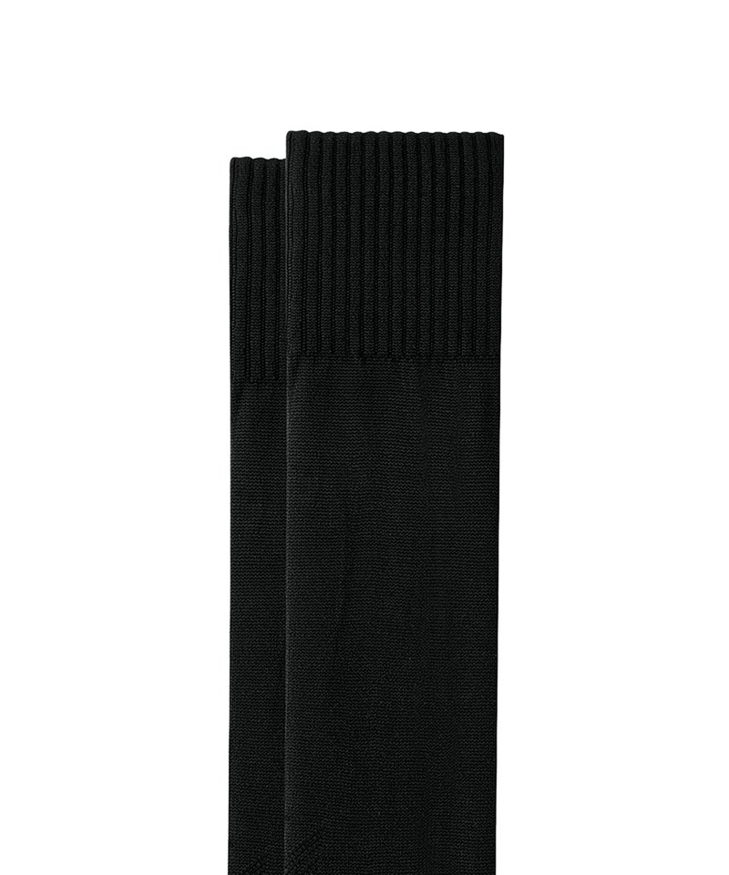 Erima Stegstutzen ohne Logo Schwarz - schwarz