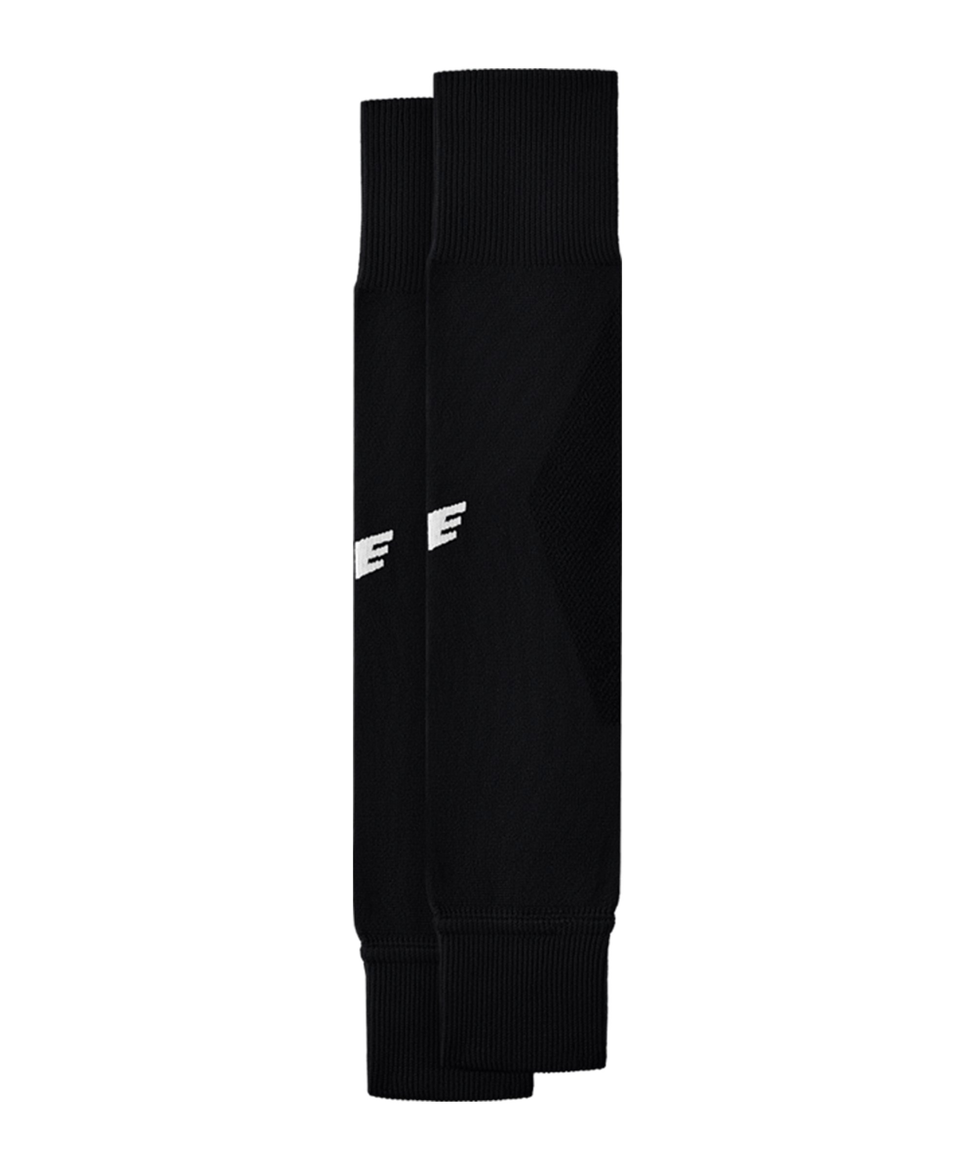 Erima Stulpen Socken Schwarz F950011 - schwarz