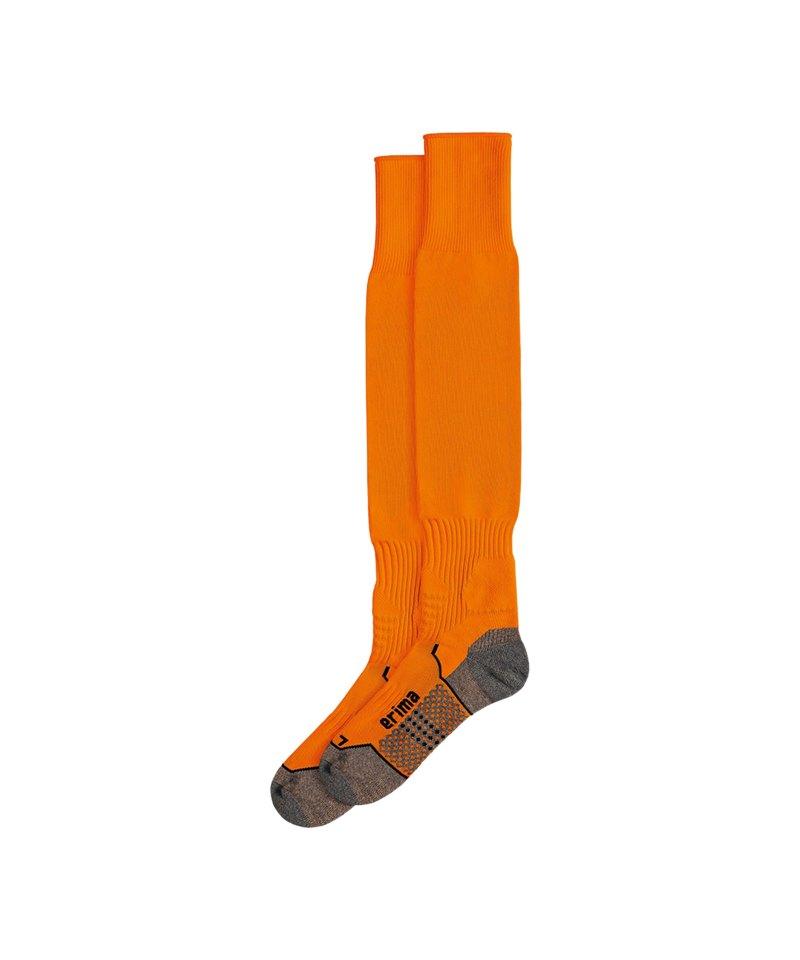 Erima Stutzenstrumpf Orange - orange