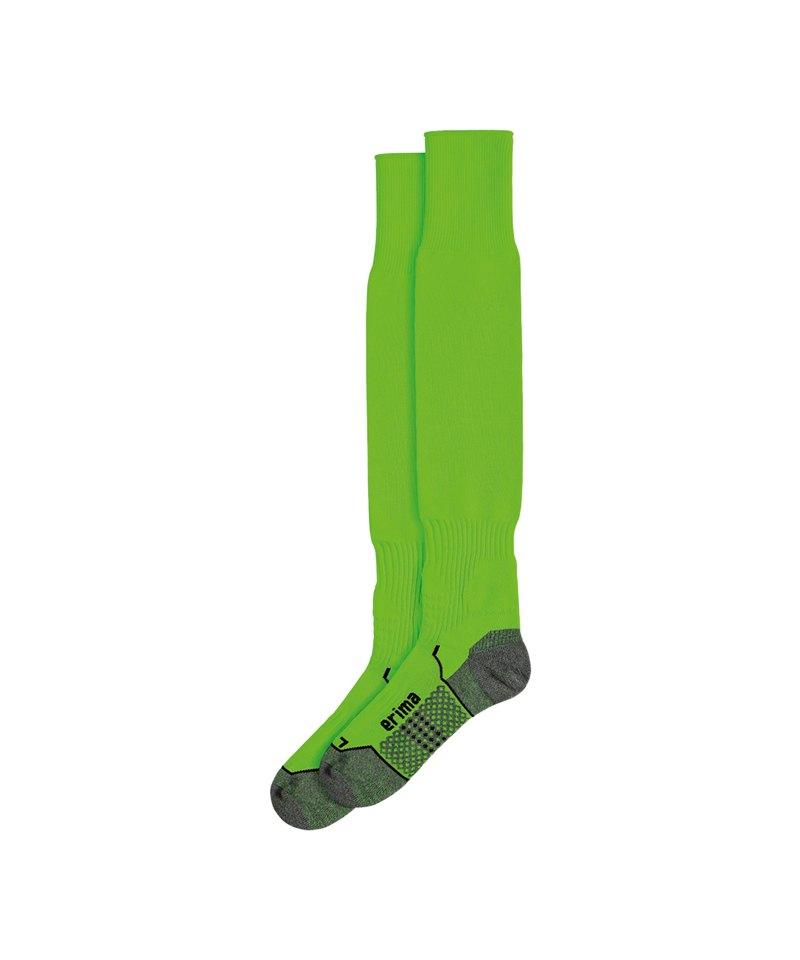 Erima Stutzenstrumpf Grün - gruen