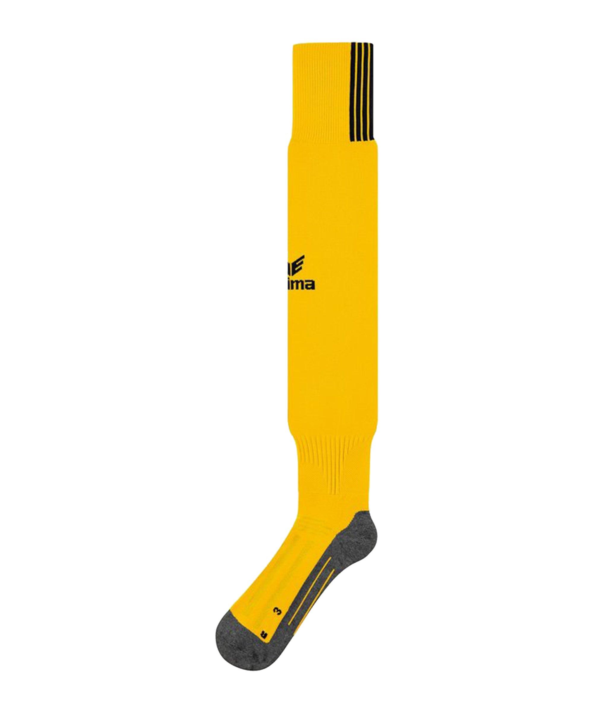 Erima Madrid Fussballsocken Gelb - gelb