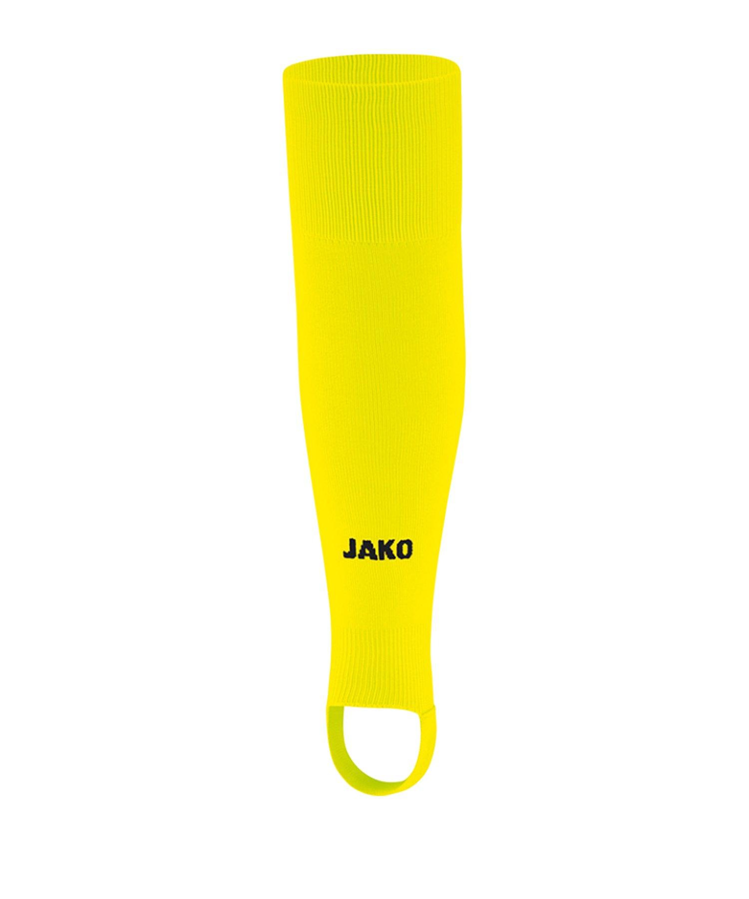 Jako Glasgow 2.0 Stutzen Gelb F31 - gelb