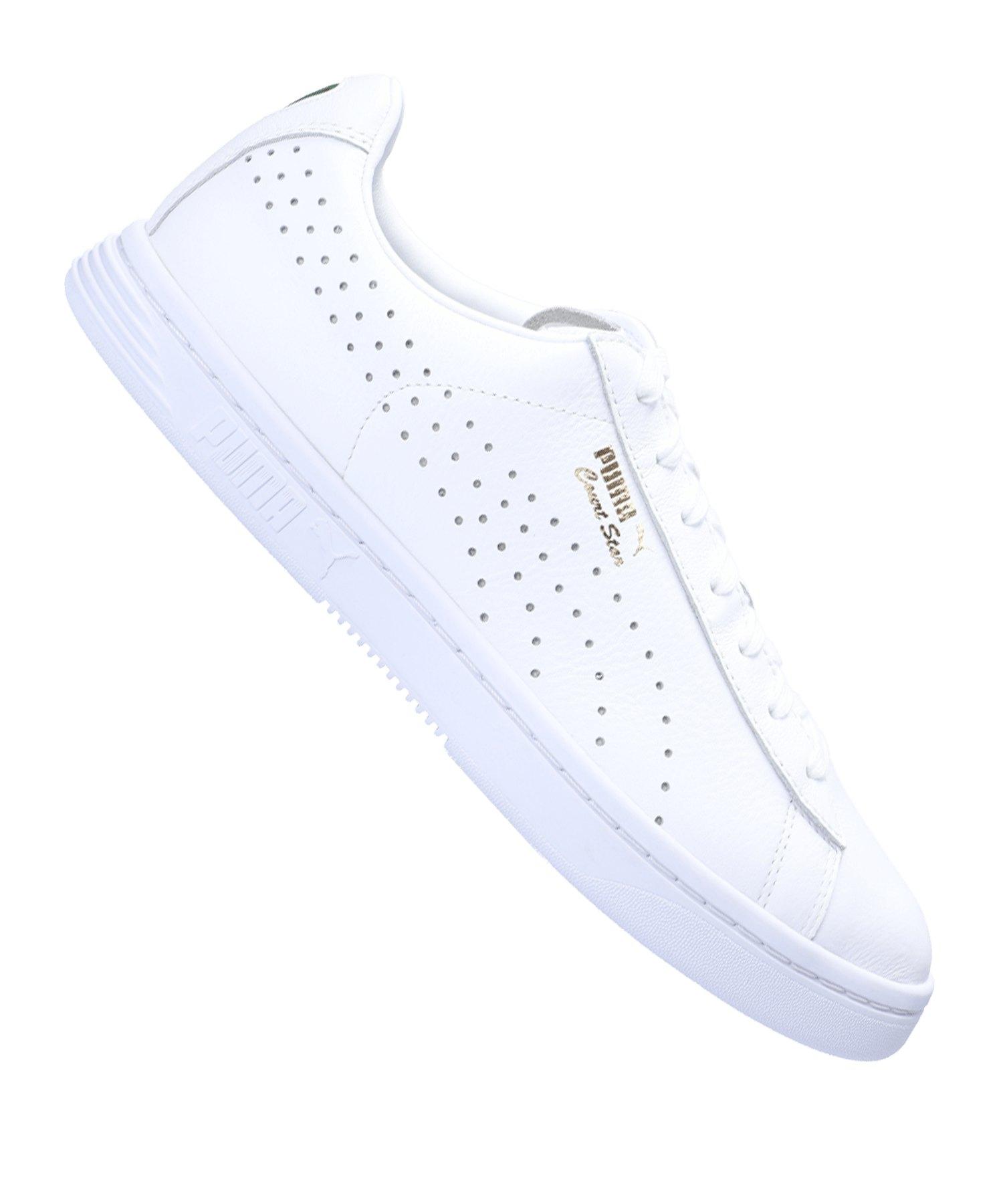 PUMA Court Star NM Sneaker Weiss F001 - weiss