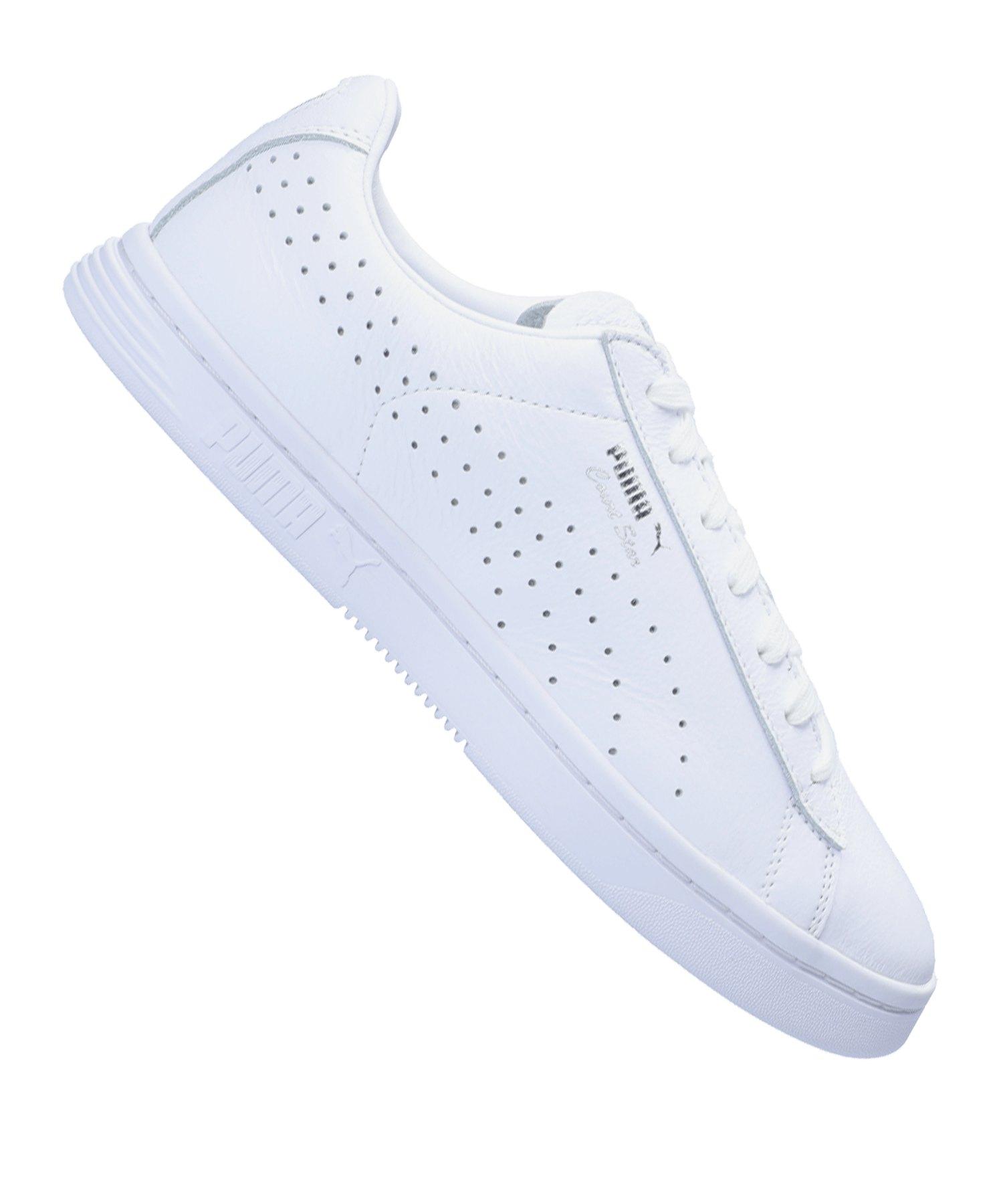 PUMA Court Star NM Sneaker Weiss F026 - weiss