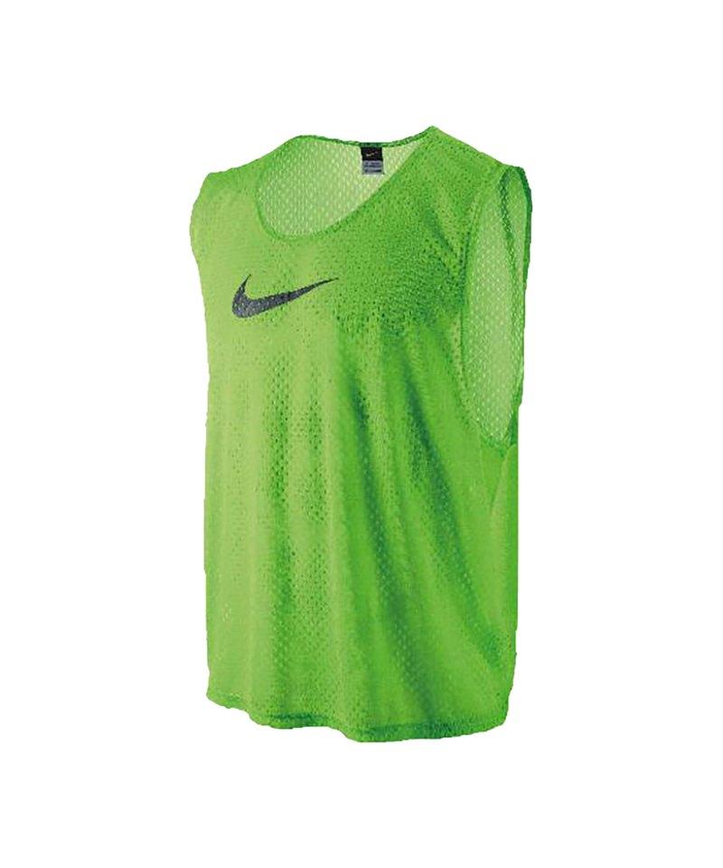 Kennzeichnungshemd Nike Leibchen Grün F371 - gruen