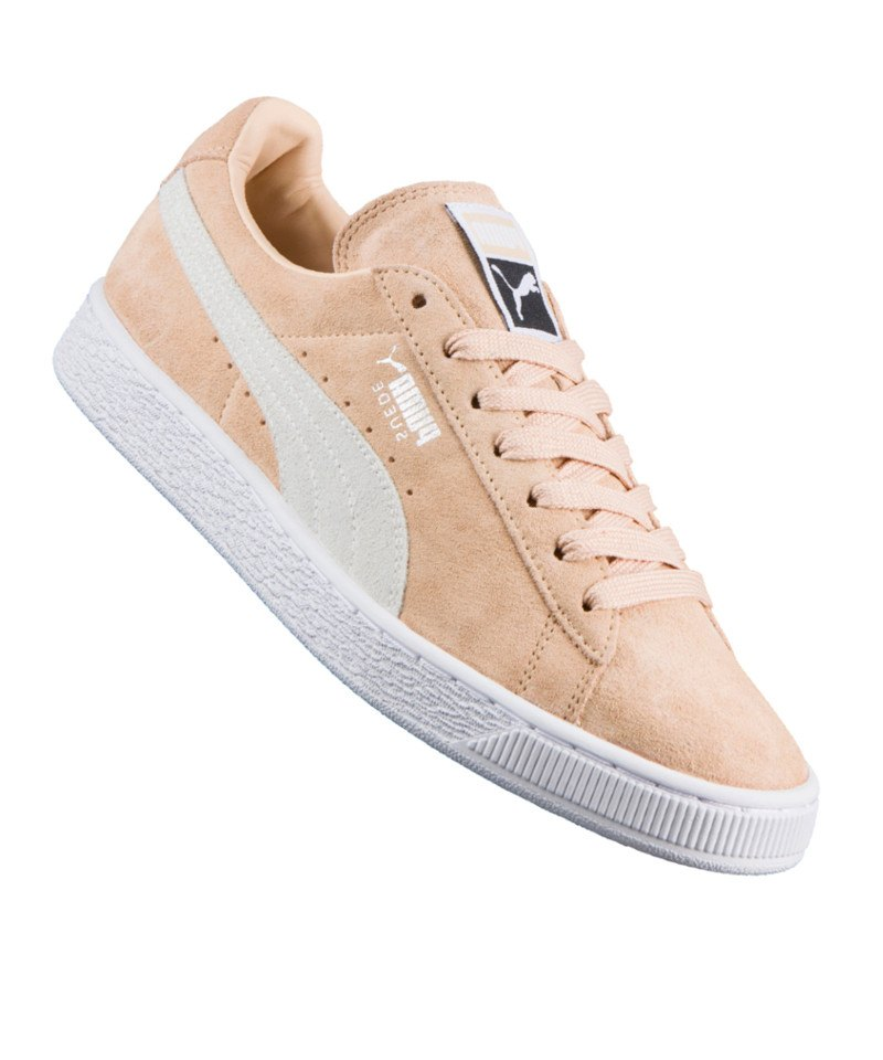 PUMA Sneaker Suede Classic Damen F08 - beige