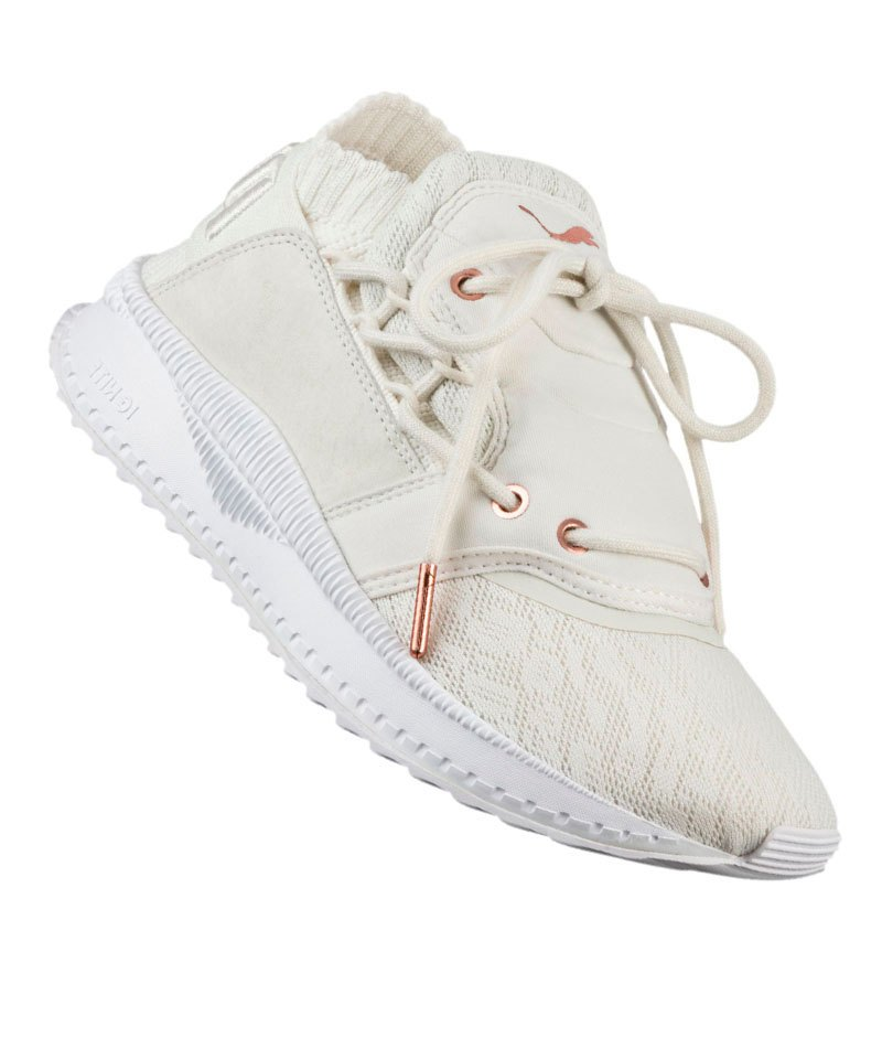 PUMA TSUGI Blaze Lace Sneaker Damen Beige F01 - beige