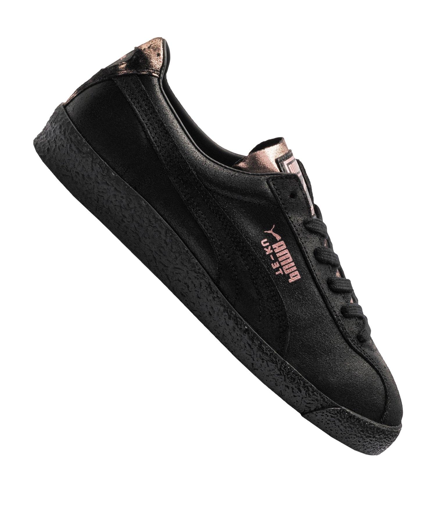 PUMA Te-Ku Artica Sneaker Damen Schwarz F02 - schwarz