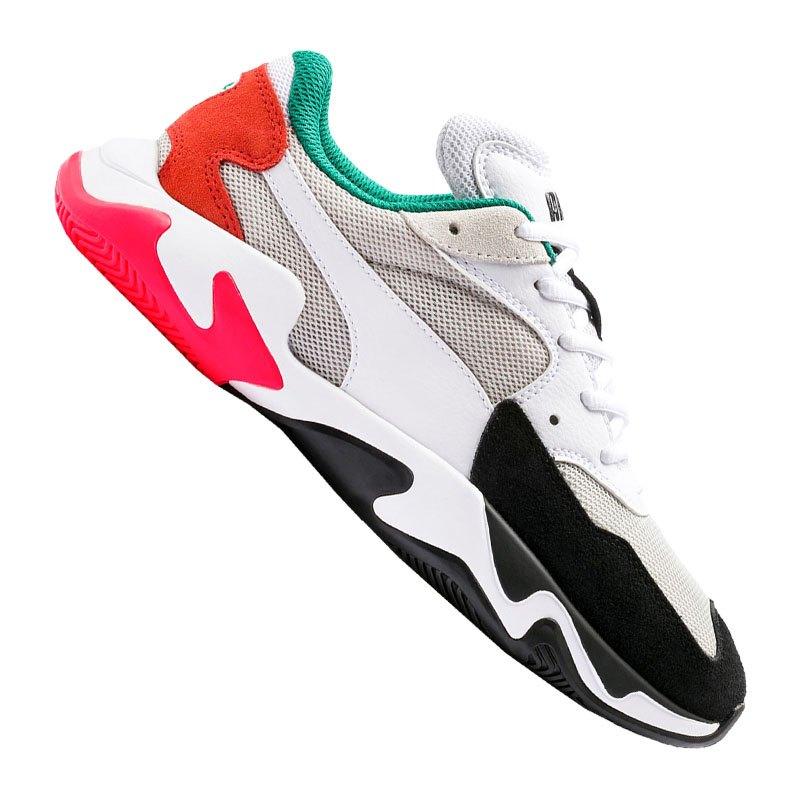 PUMA STORM Adrenaline Sneaker Schwarz F05 - Schwarz