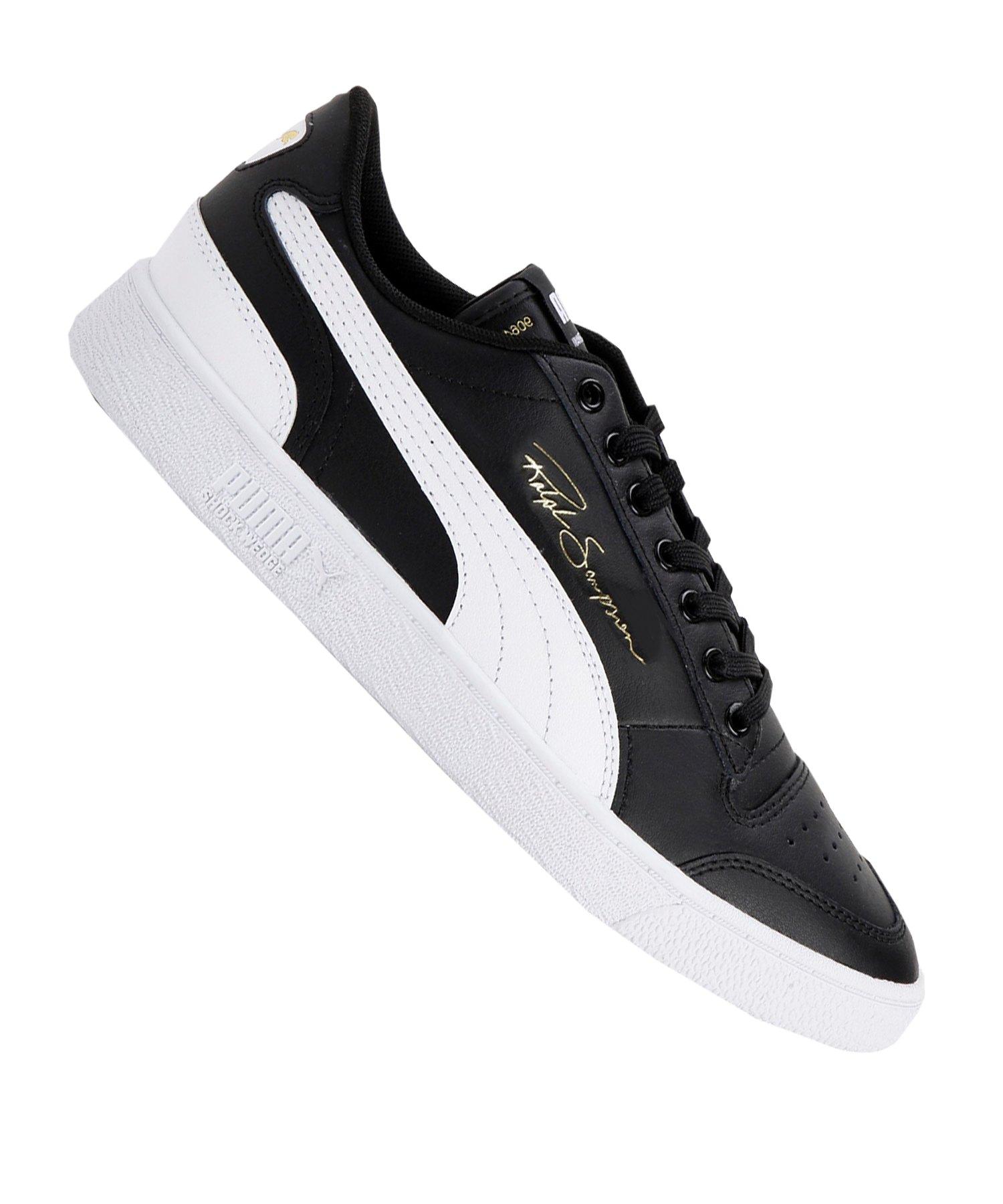 PUMA Ralph Sampson Lo Sneaker Schwarz F01 - schwarz