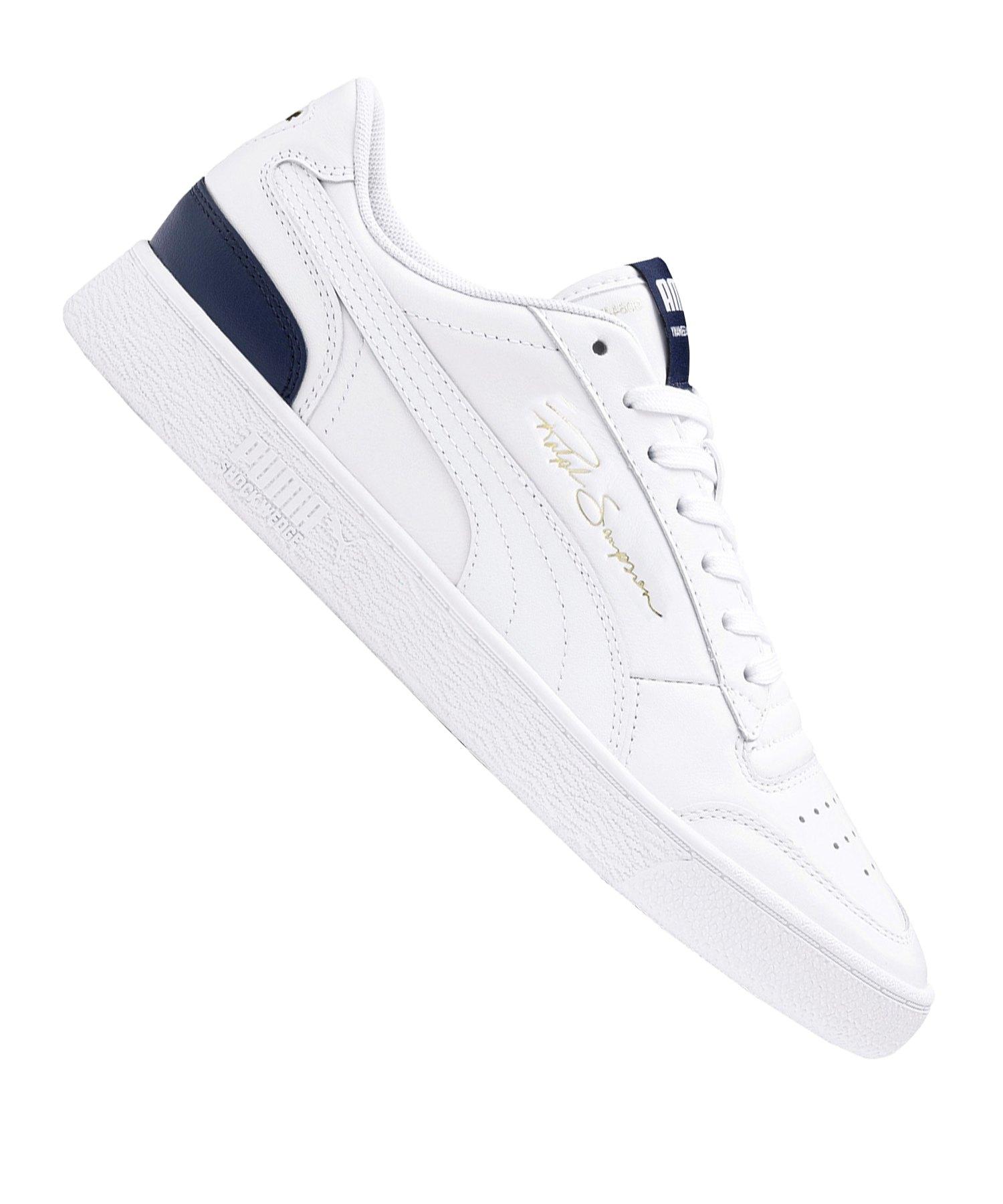 PUMA Ralph Sampson Lo Sneaker Weiss F02 - Weiss