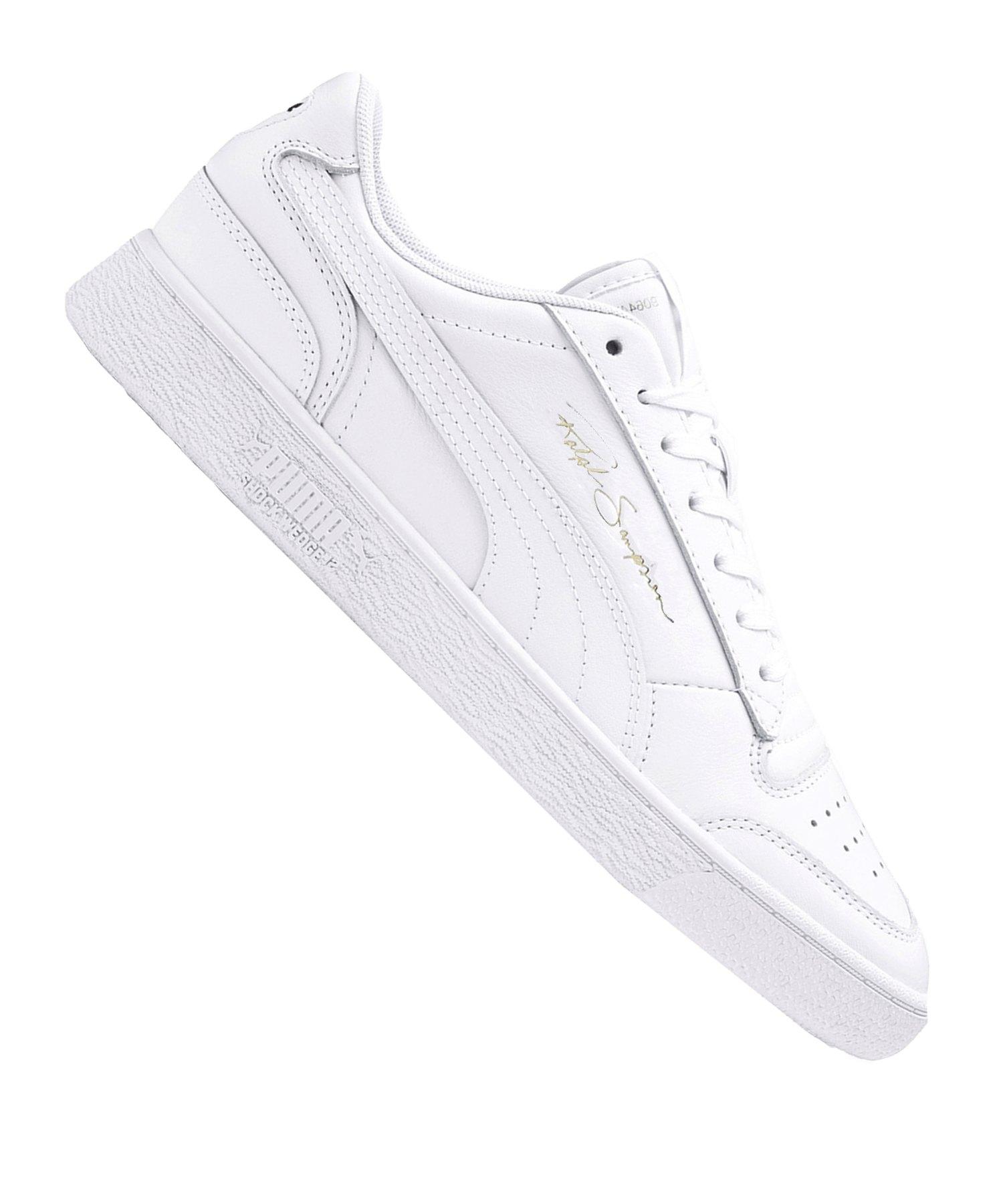 PUMA Ralph Sampson Lo Sneaker Weiss F08 - weiss