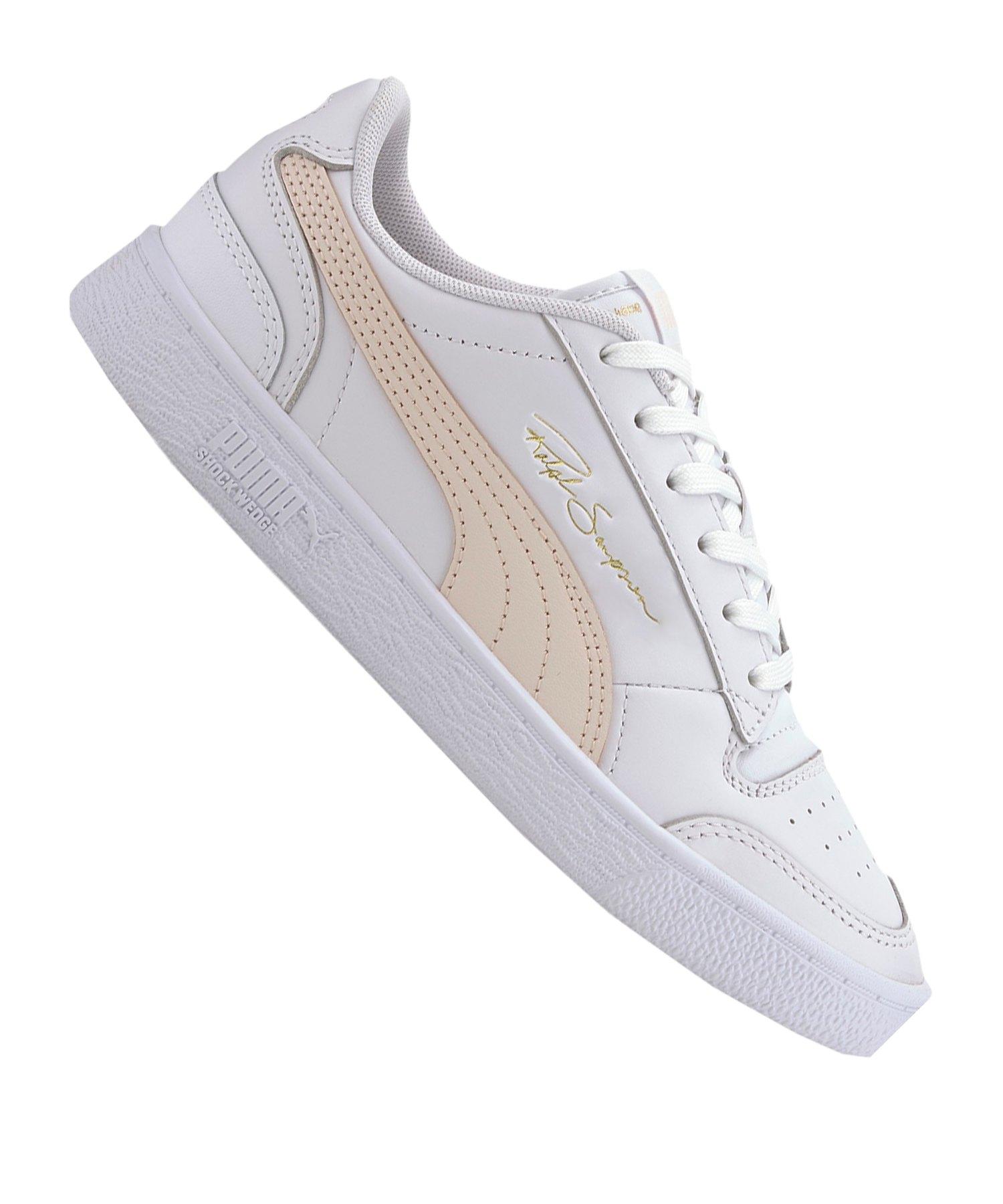 PUMA Ralph Sampson Lo Sneaker Weiss F12 - weiss