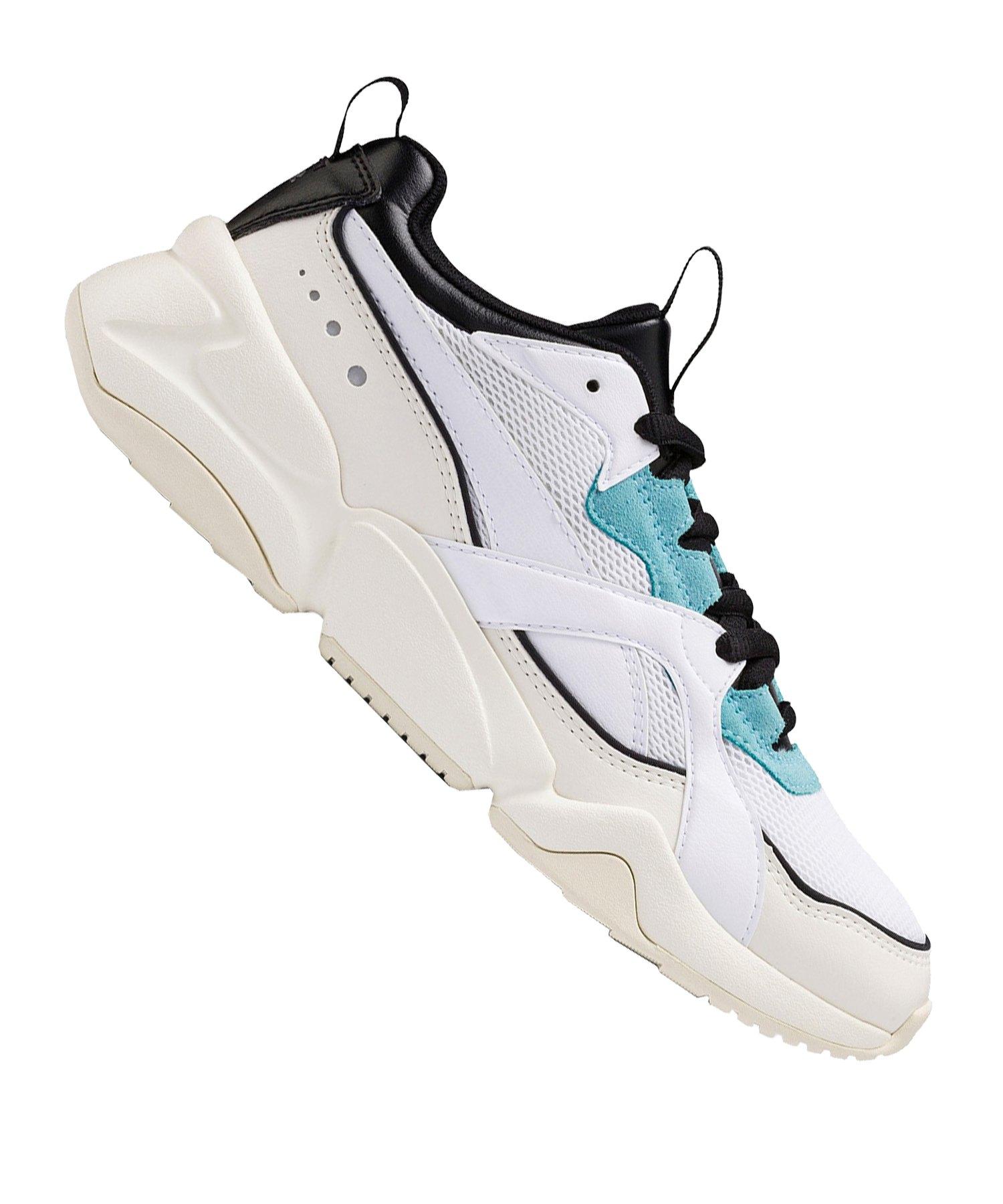 PUMA Nova 2 Sneaker Damen Weiss F03 - Weiss