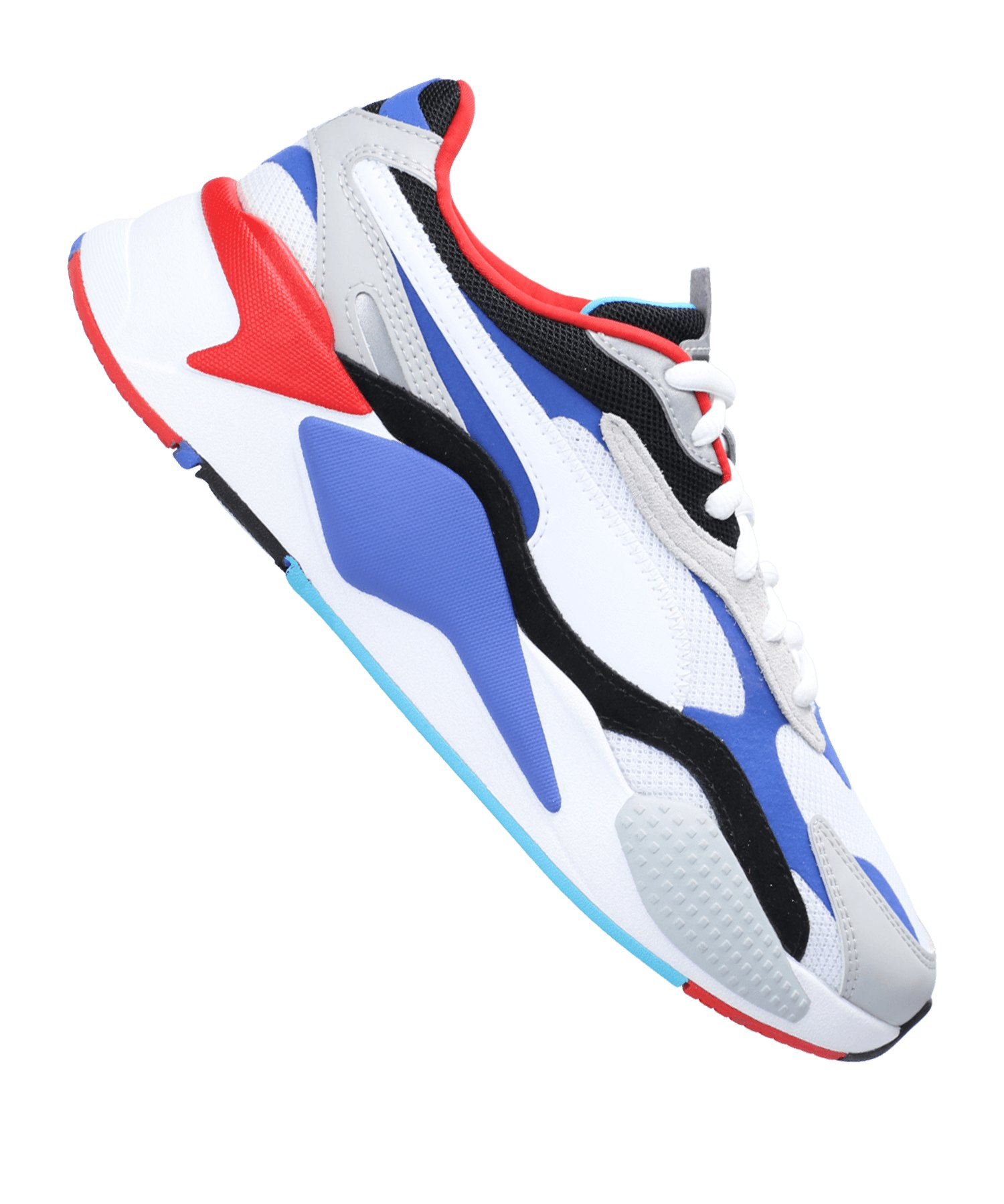 PUMA RS-X Puzzle Sneaker Weiss F05 - weiss