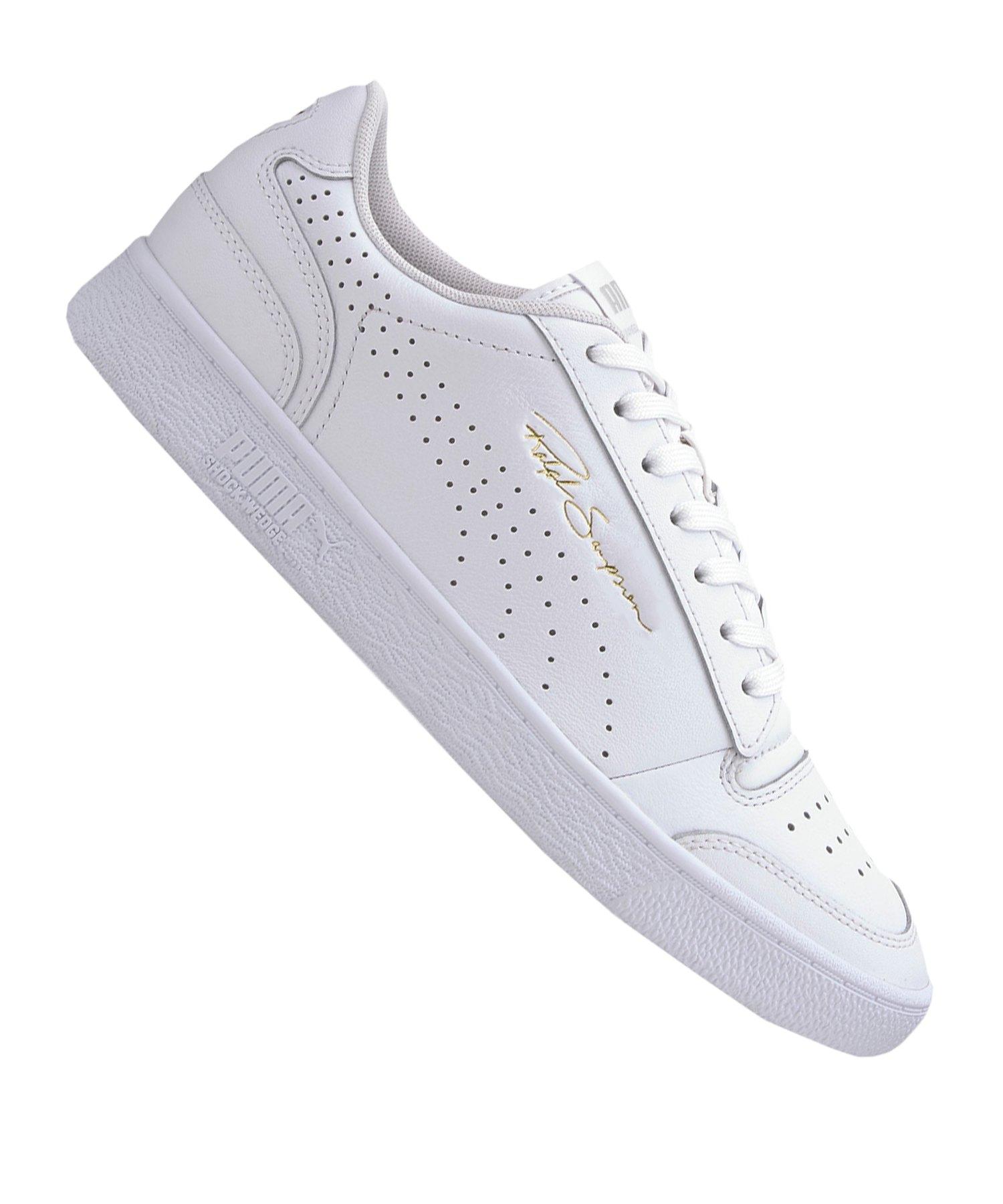PUMA Ralph Sampson Lo Perf Sneaker Weiss F01 - weiss