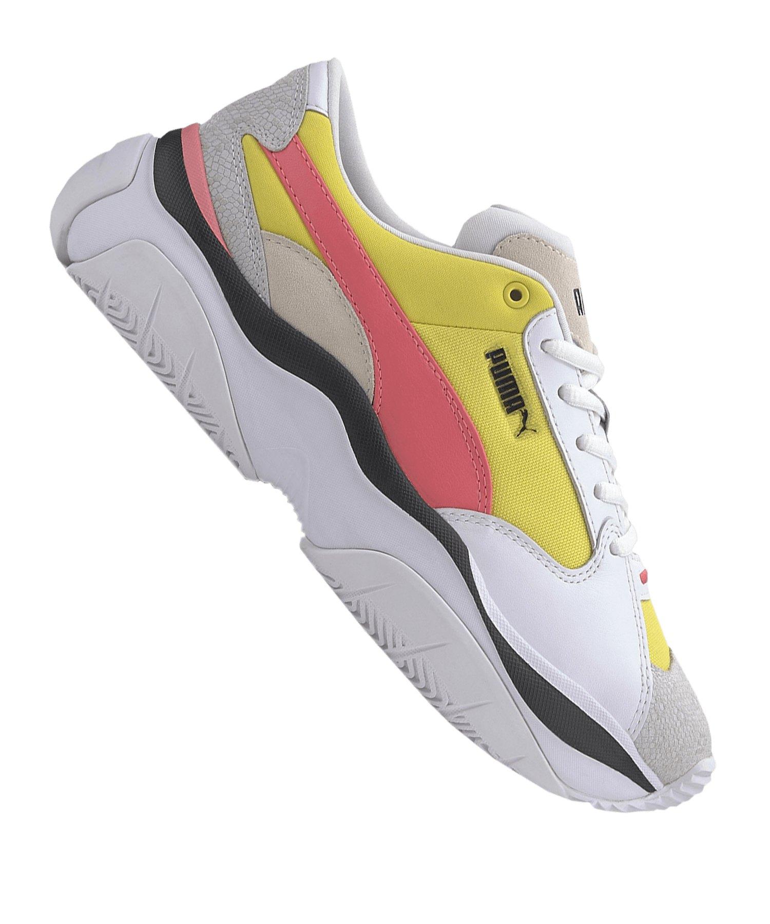 PUMA Storm Y Colours Block Sneaker Damen F03 - grau