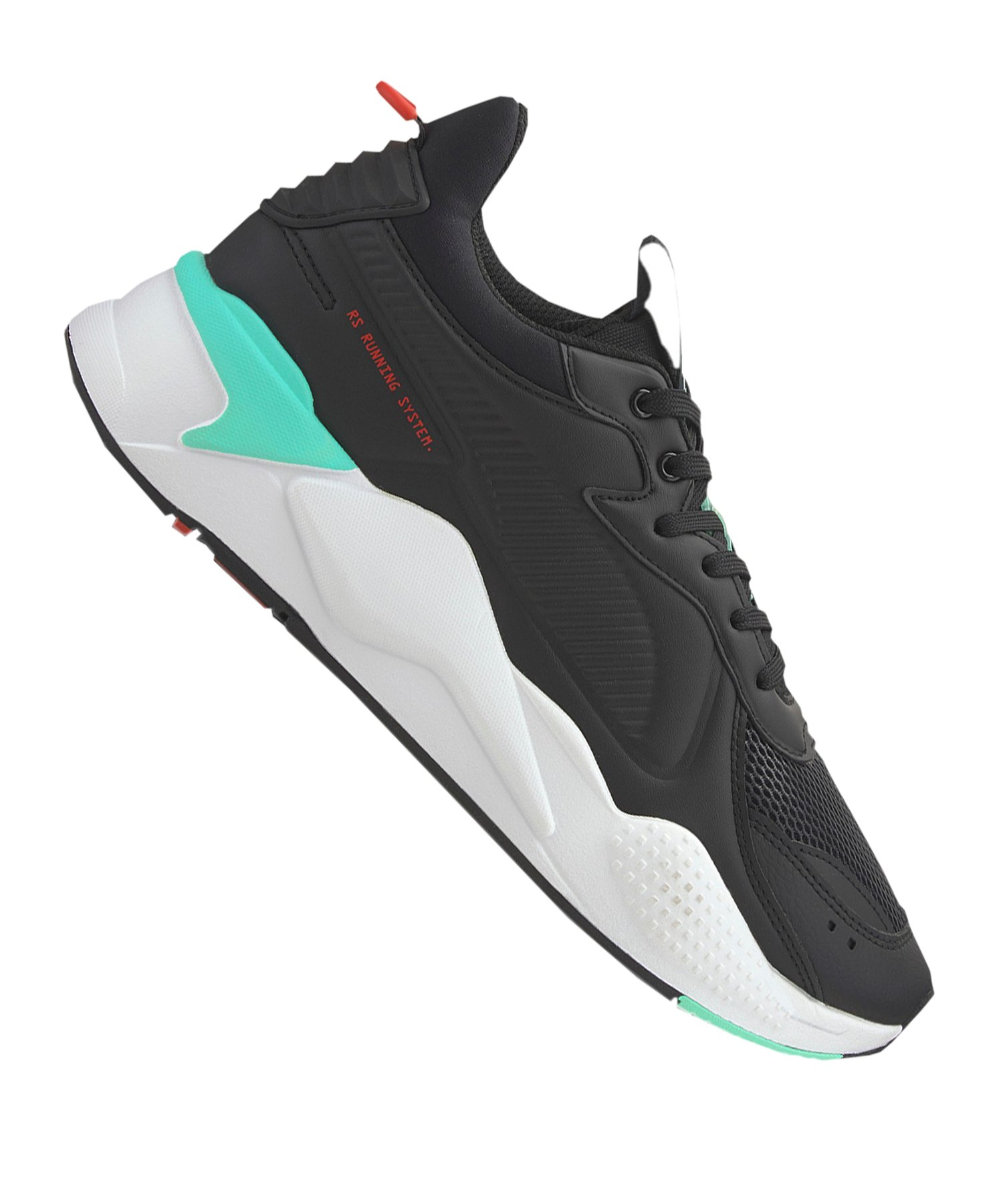 PUMA RS-X Master Sneaker Schwarz F01 - schwarz
