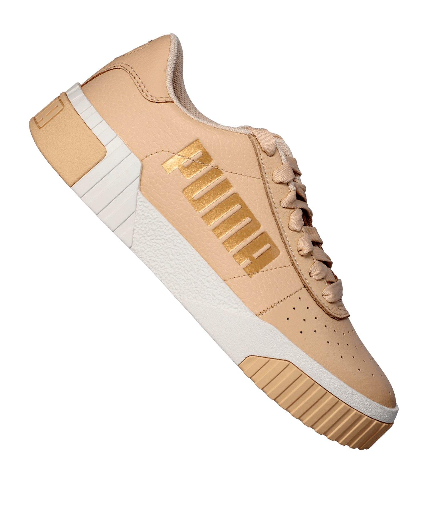 PUMA Cali Statement Sneaker Damen F02 - braun