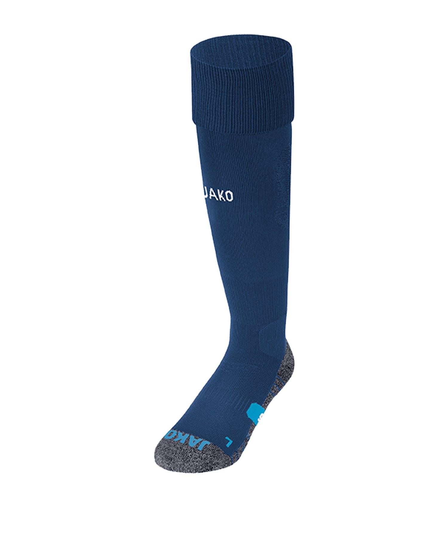 JAKO Premium Stutzenstrumpf Blau F09 - blau