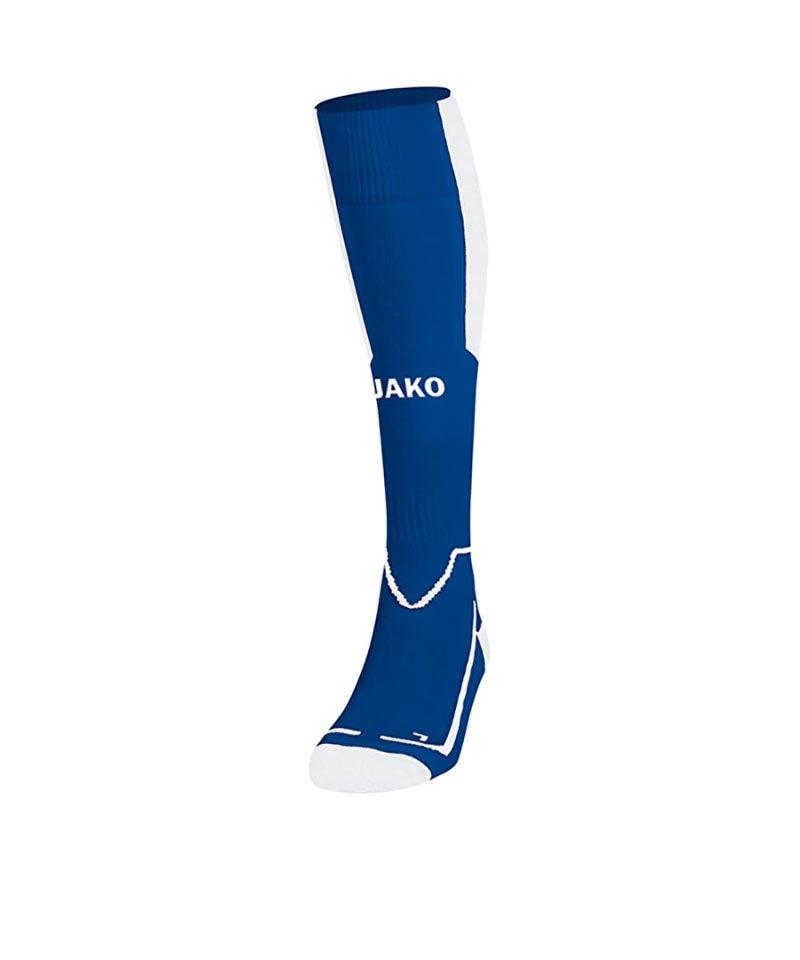 Jako Stutzenstrumpf Lazio Blau Weiss F04 - blau