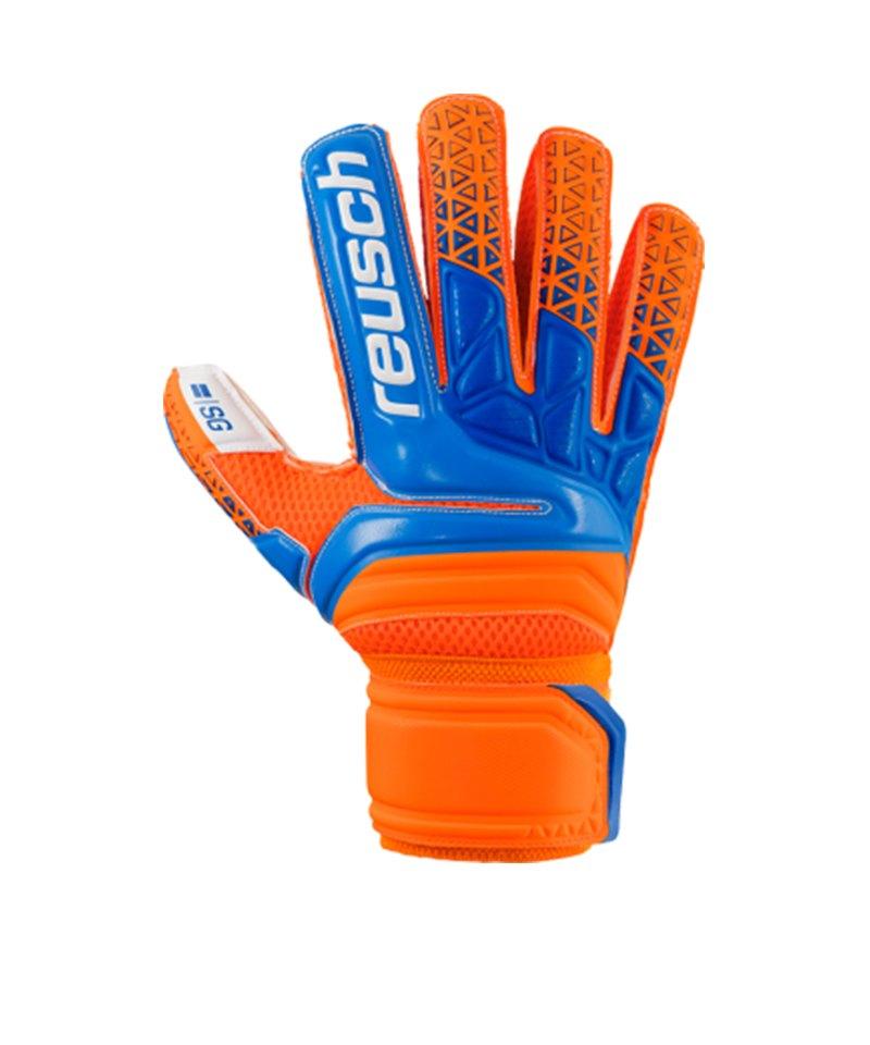 Reusch Prisma SG Finger Support TW-Handschuh F290 - orange